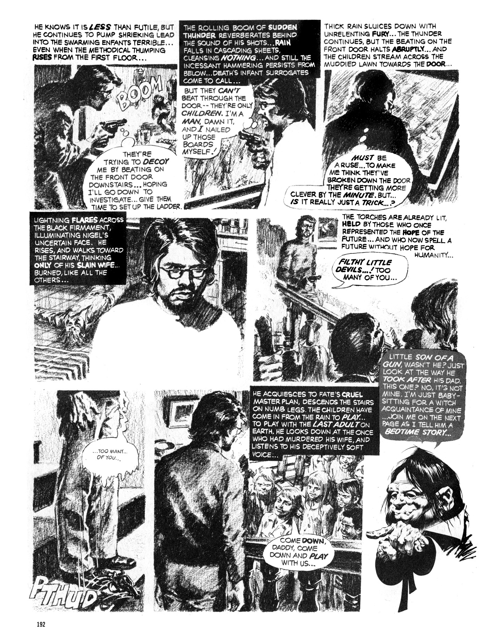 Read online Eerie Archives comic -  Issue # TPB 16 - 193