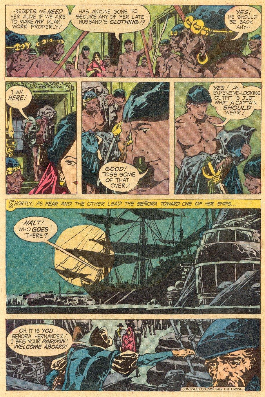 Read online Adventure Comics (1938) comic -  Issue #433 - 21