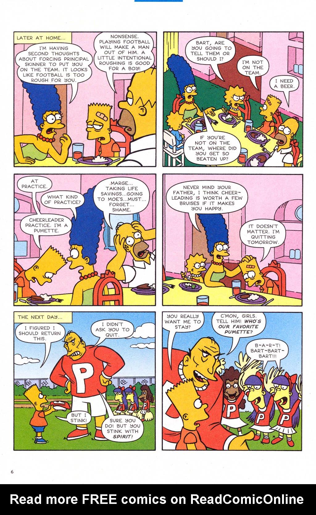 Read online Simpsons Comics Presents Bart Simpson comic -  Issue #24 - 8