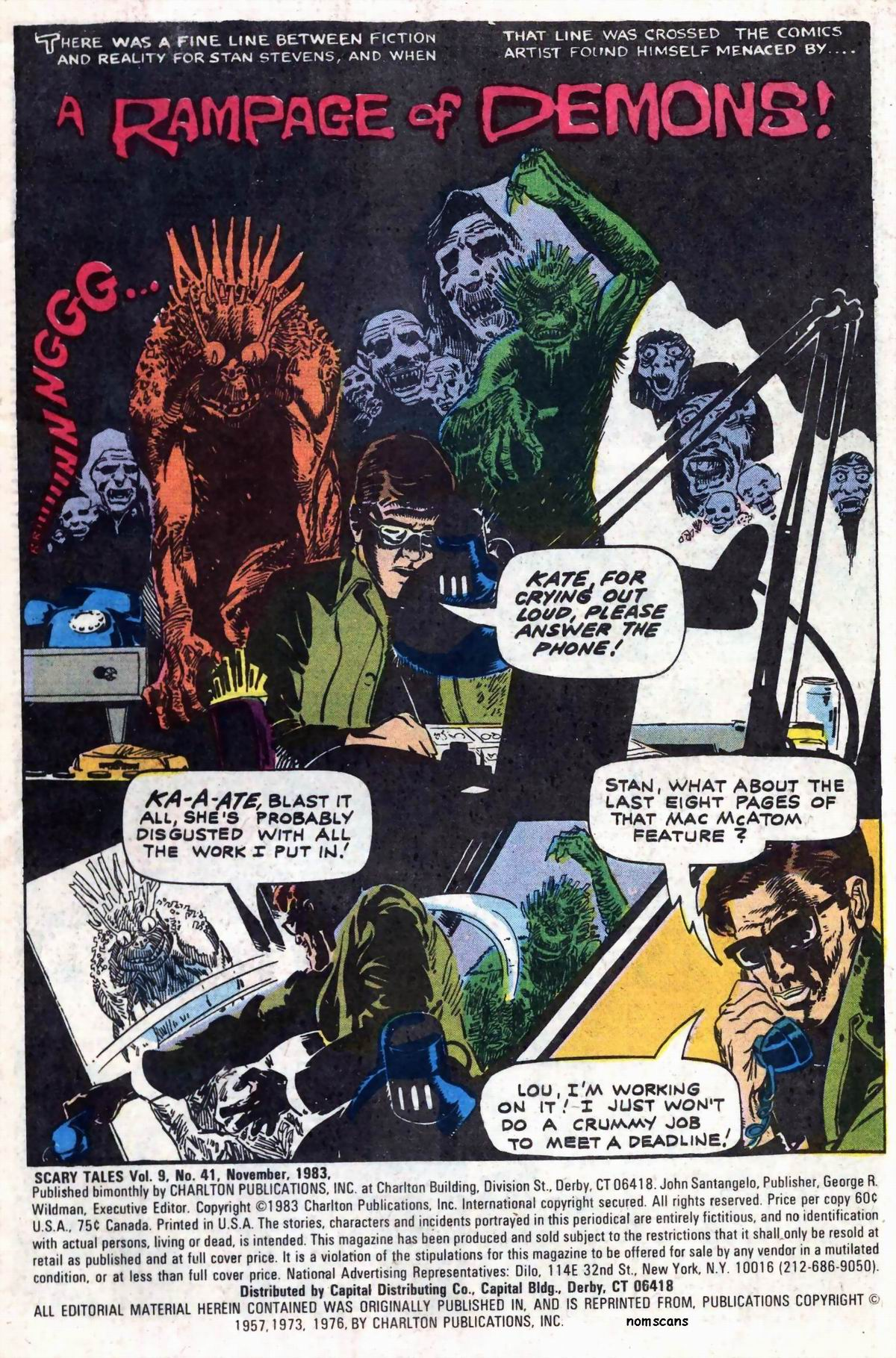 Read online Scary Tales comic -  Issue #41 - 3