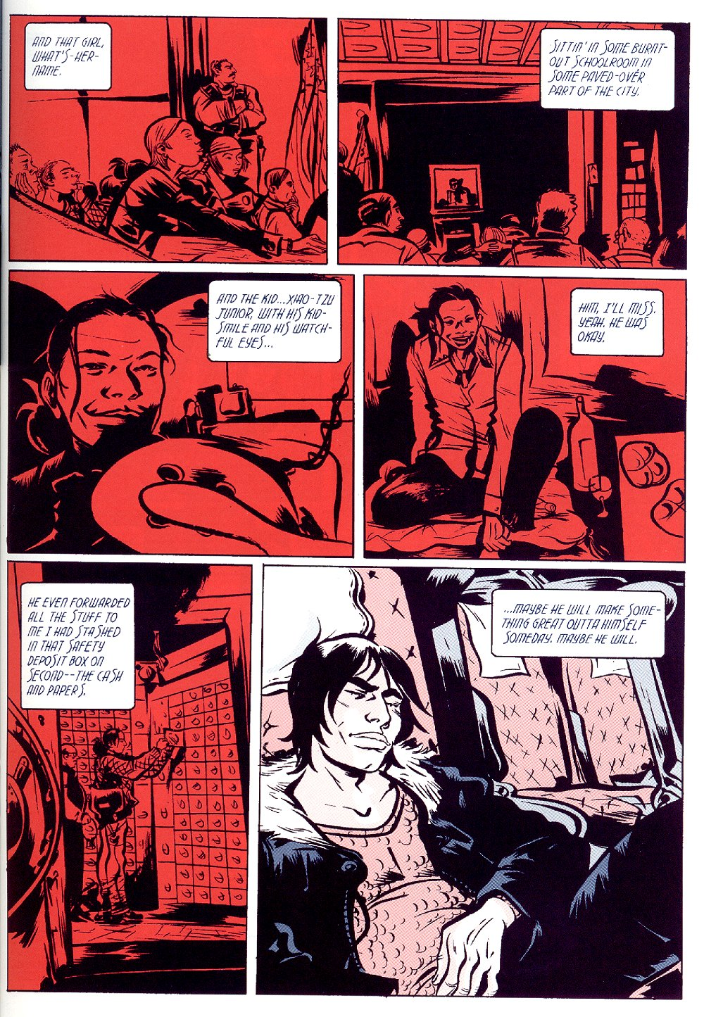 Heavy Liquid issue 5 - Page 13