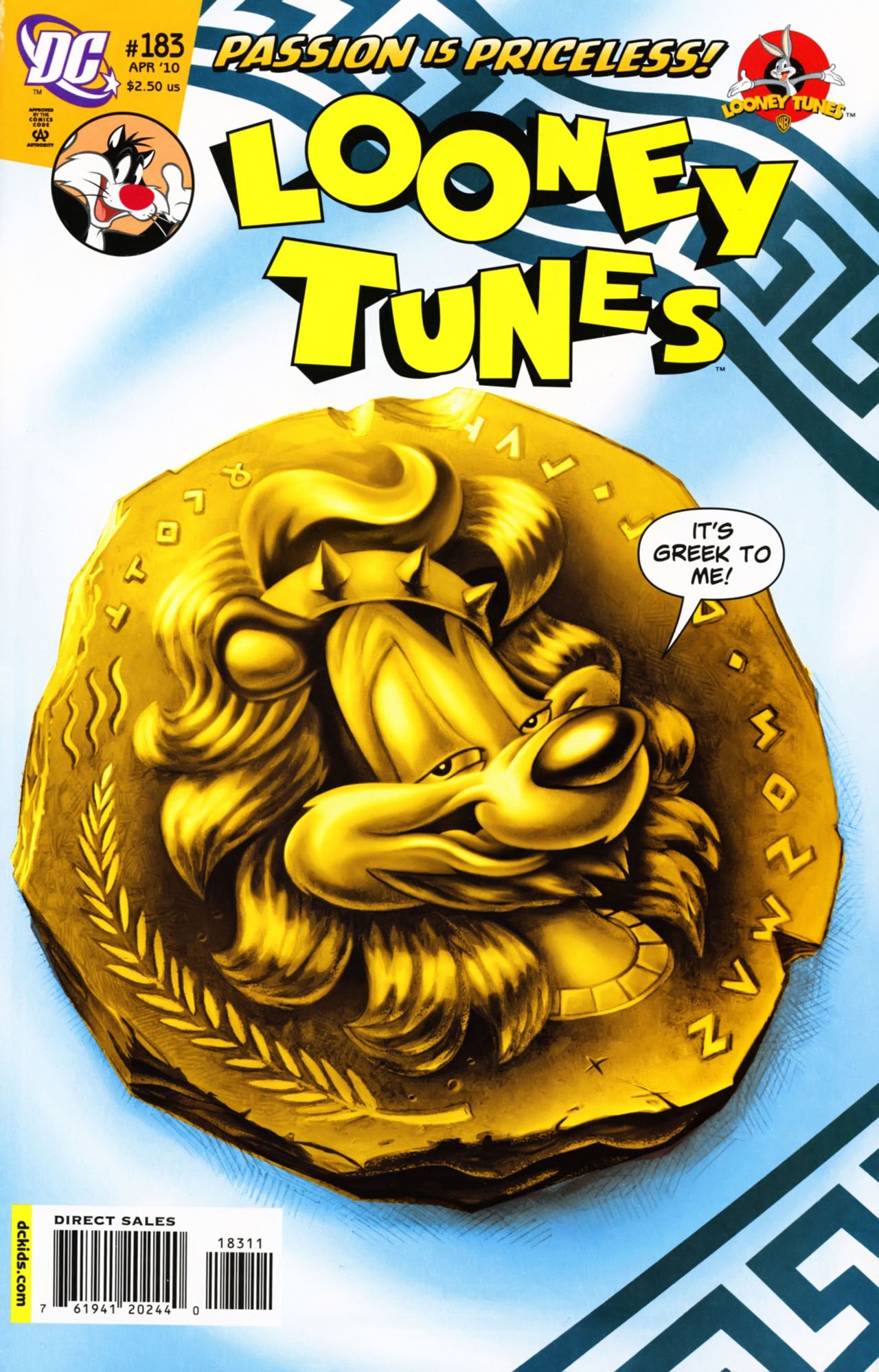 Read online Looney Tunes (1994) comic -  Issue #183 - 1