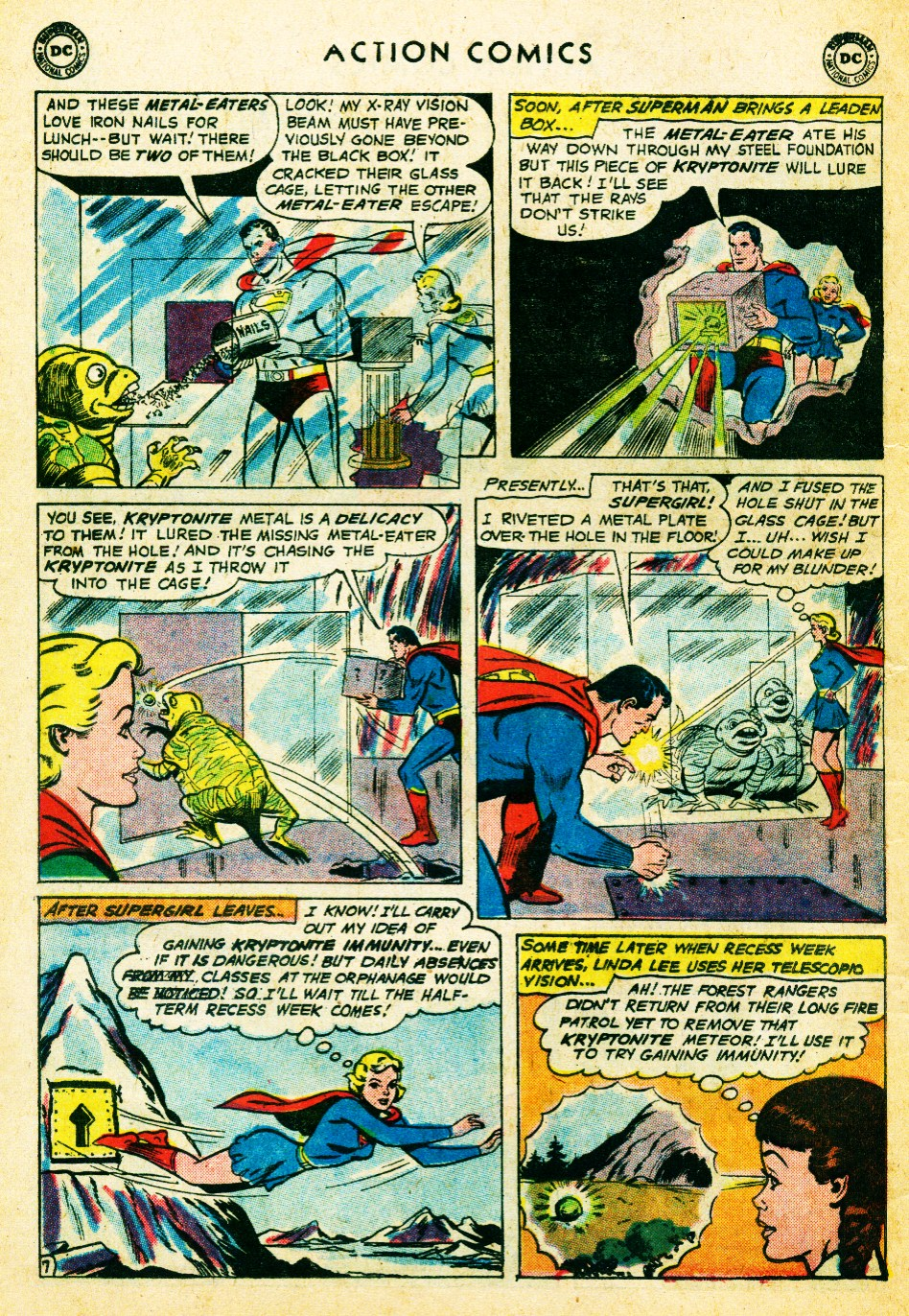 Read online Action Comics (1938) comic -  Issue #262 - 26