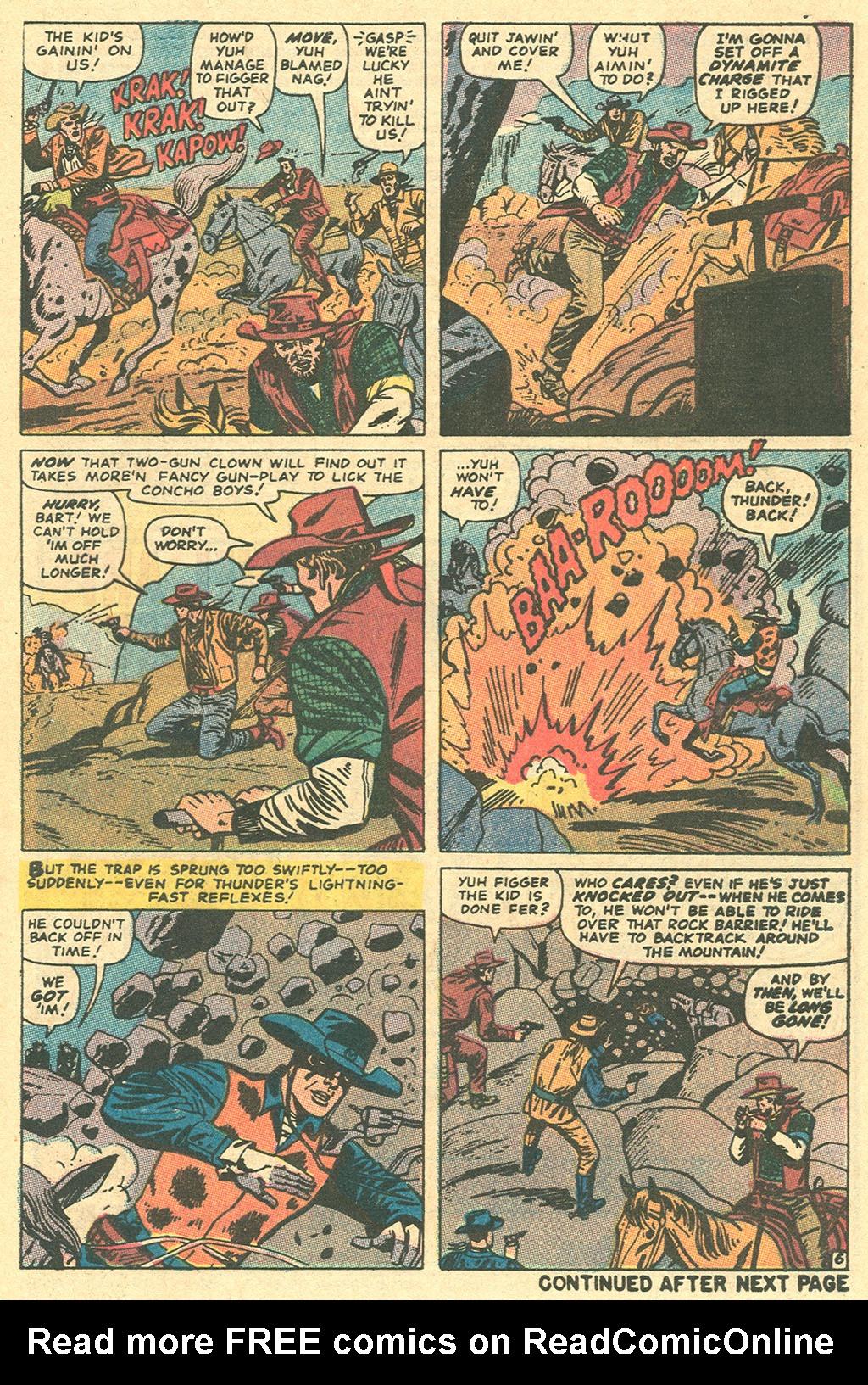 Read online Two-Gun Kid comic -  Issue #96 - 9