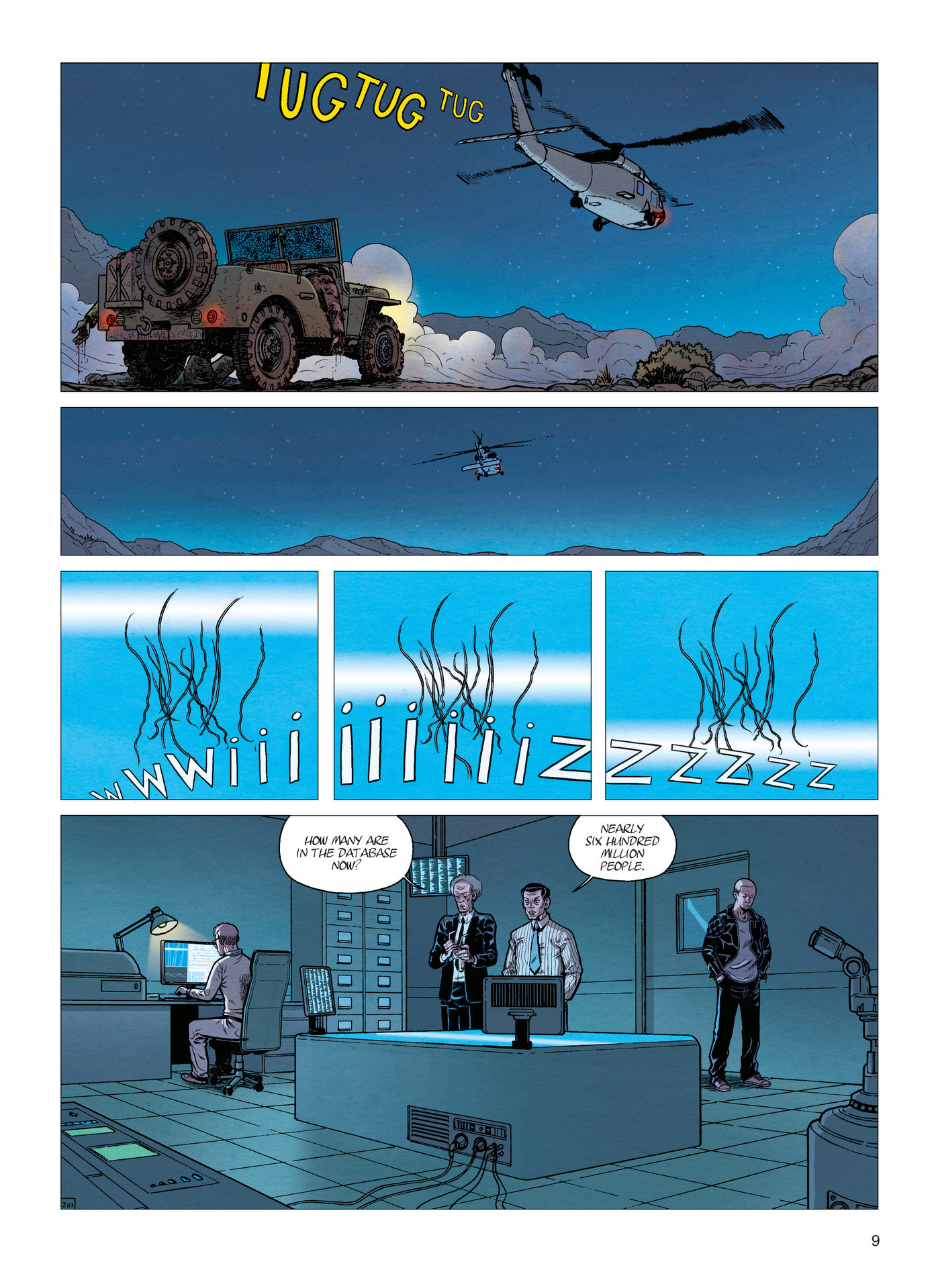 Read online Alter Ego comic -  Issue #4 - 11