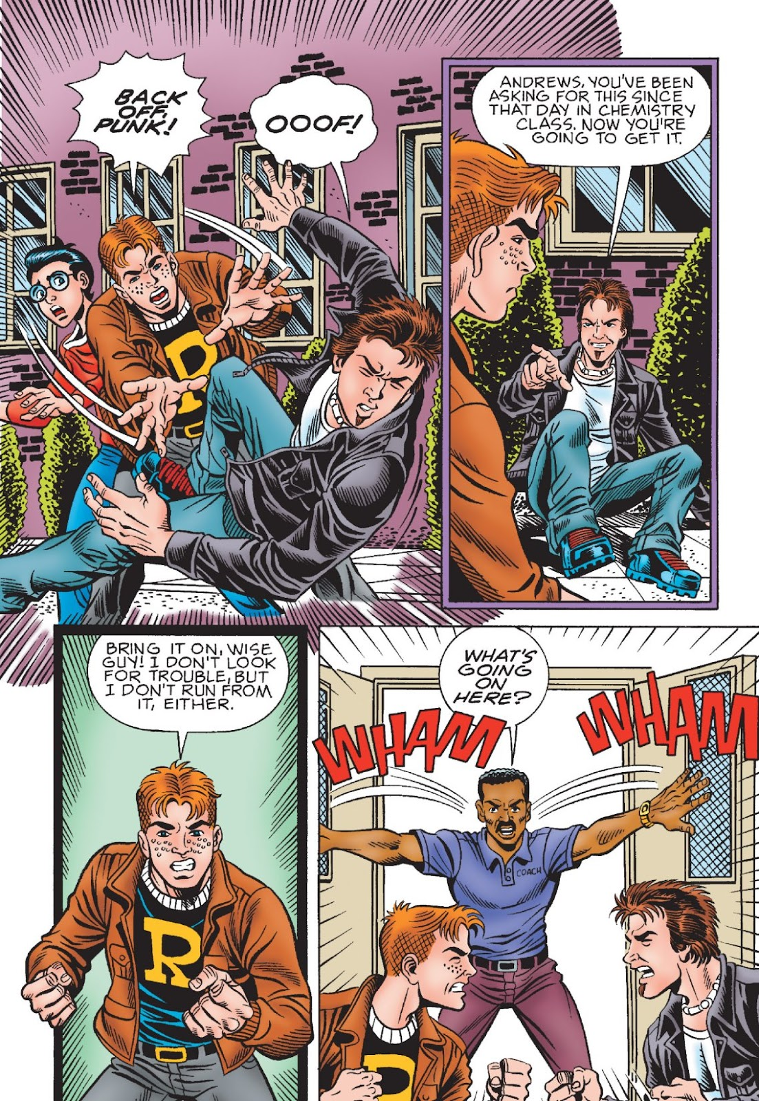 Read online Archie's New Look Series comic -  Issue #1 - 68