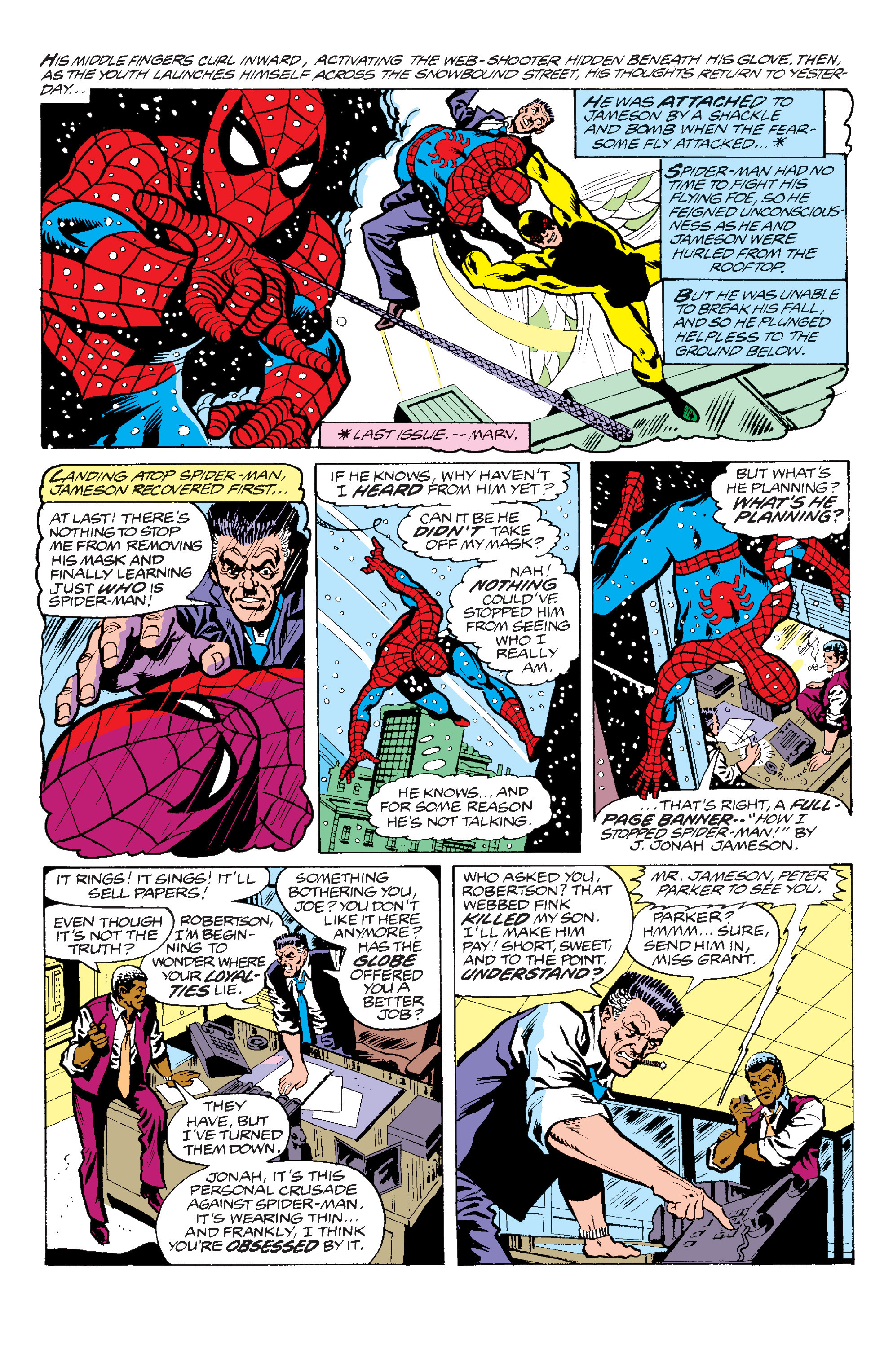 The Amazing Spider-Man (1963) 193 Page 2