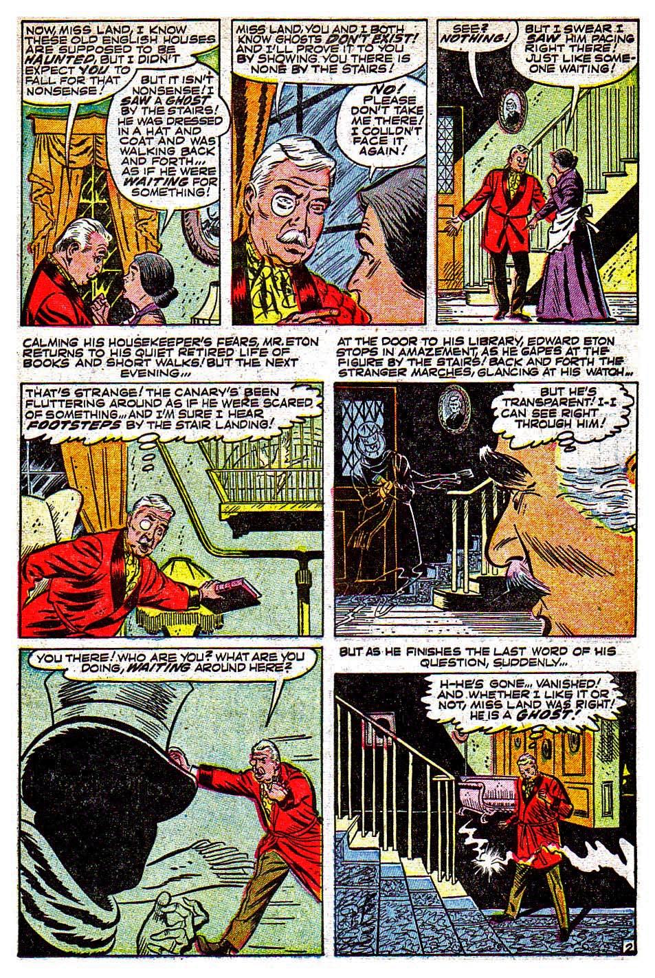 Read online Adventures into Weird Worlds comic -  Issue #30 - 17