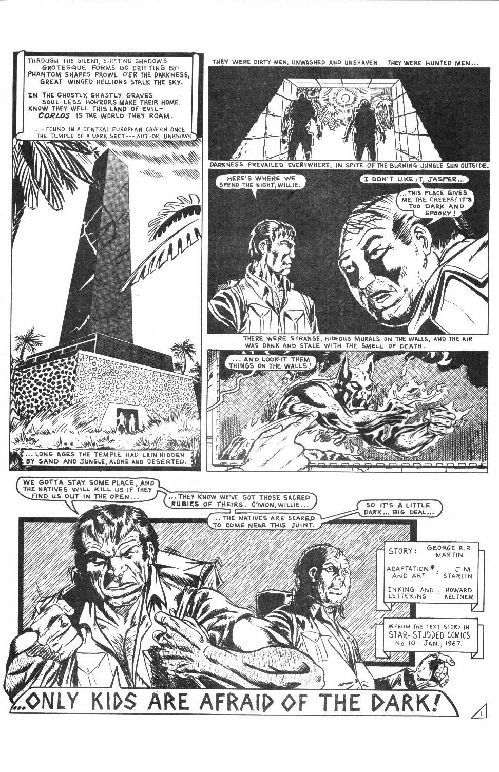 Read online Dr. Weird Special comic -  Issue # Full - 19