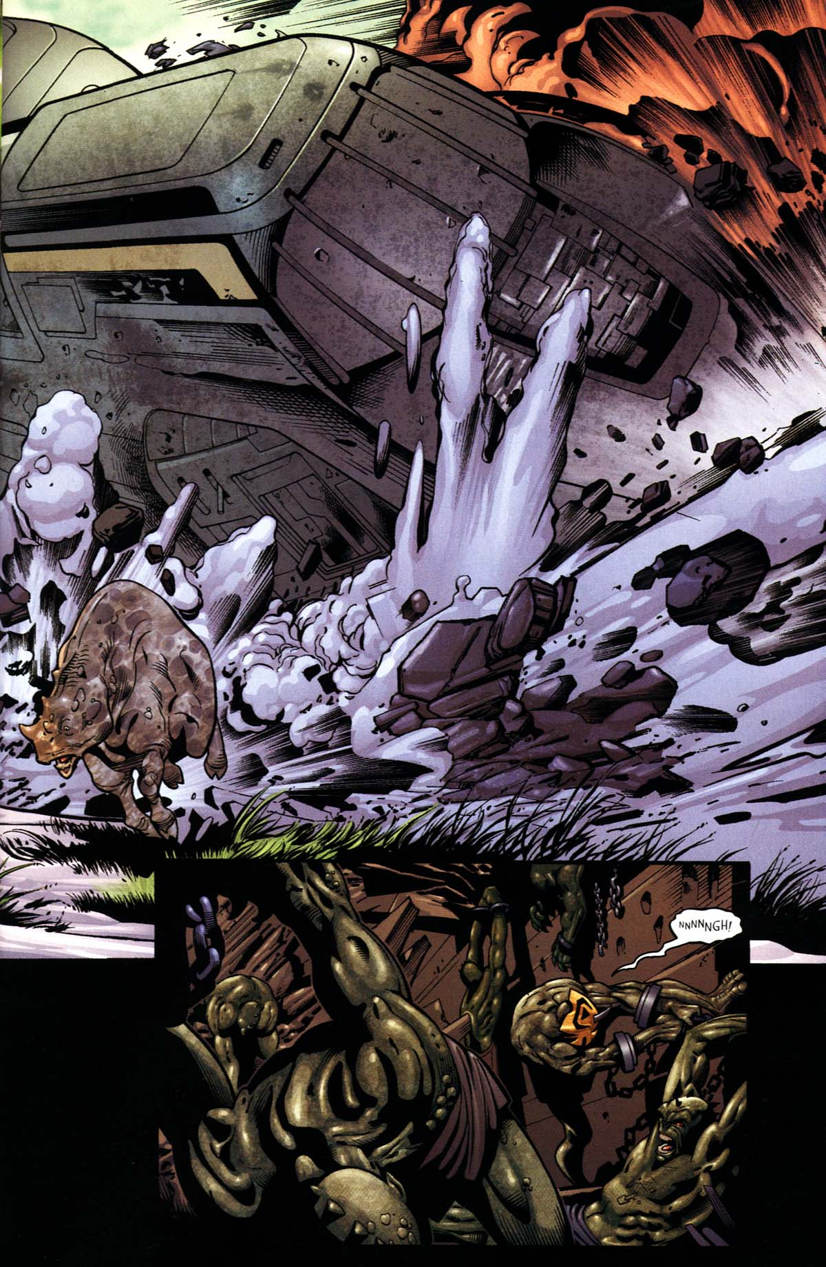 Read online Sigil (2000) comic -  Issue #24 - 15