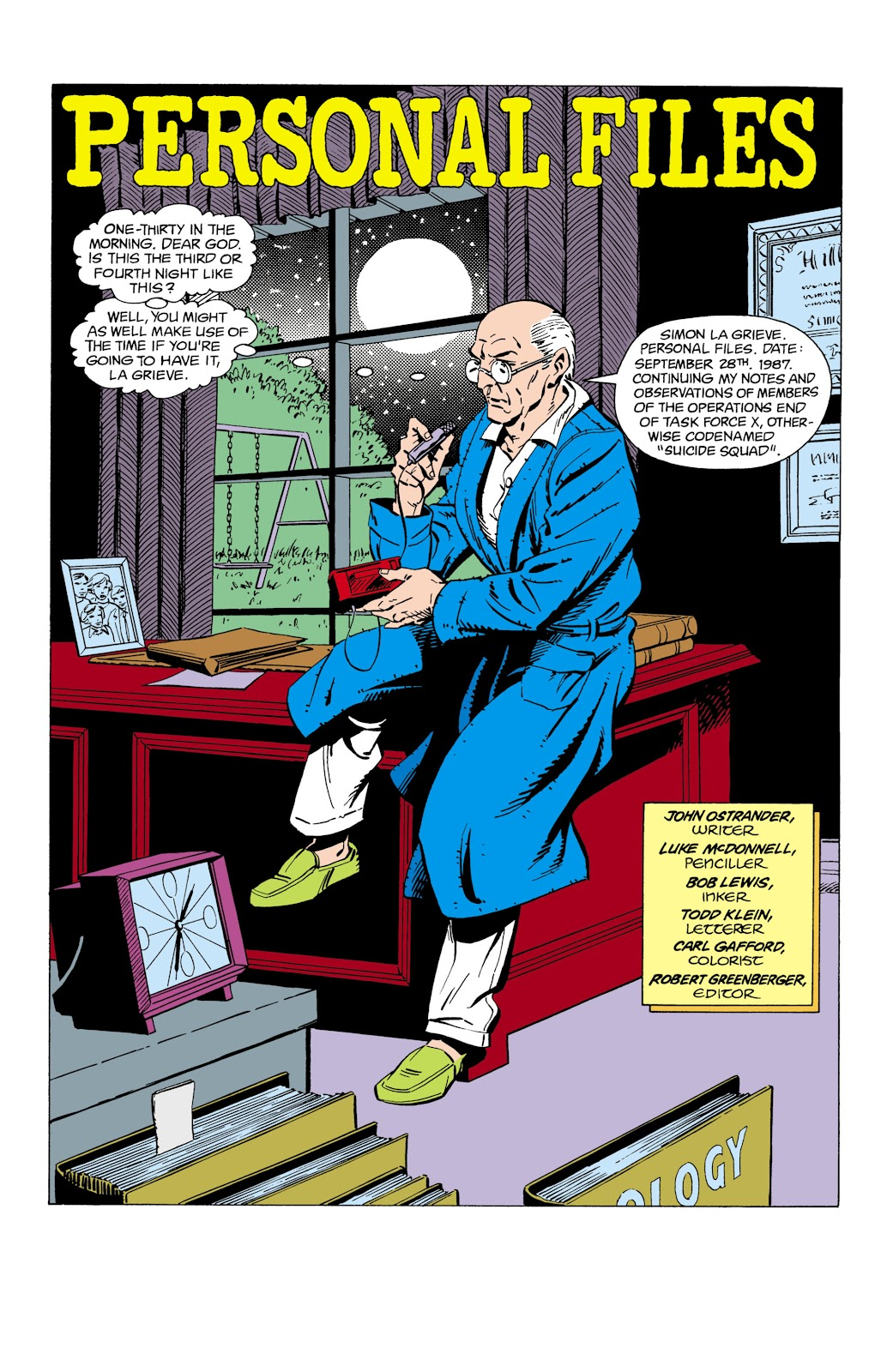 Suicide Squad (1987) Issue #8 #9 - English 2