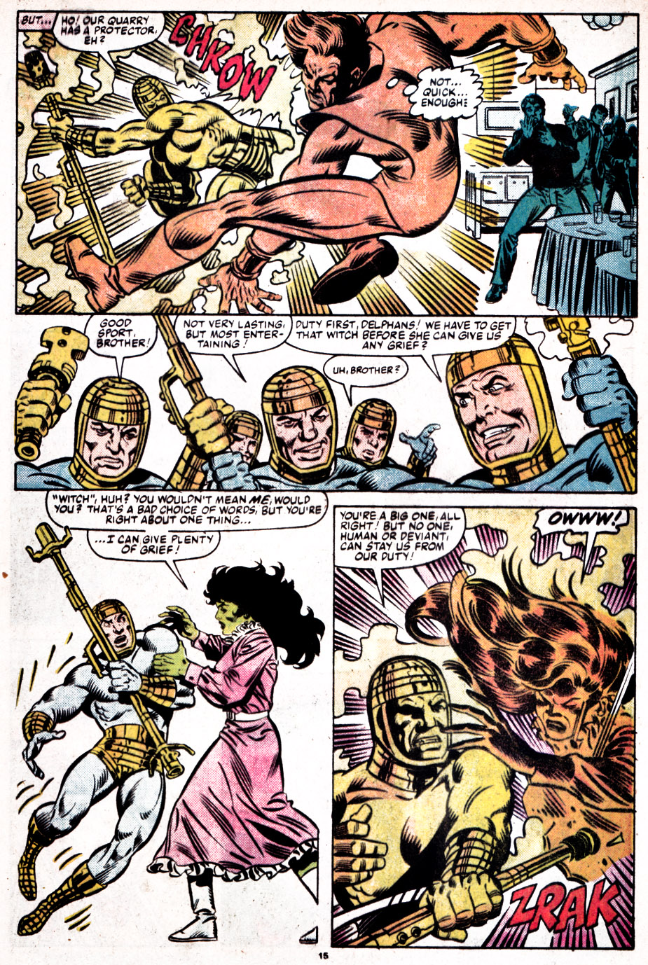 The Avengers (1963) 246 Page 15