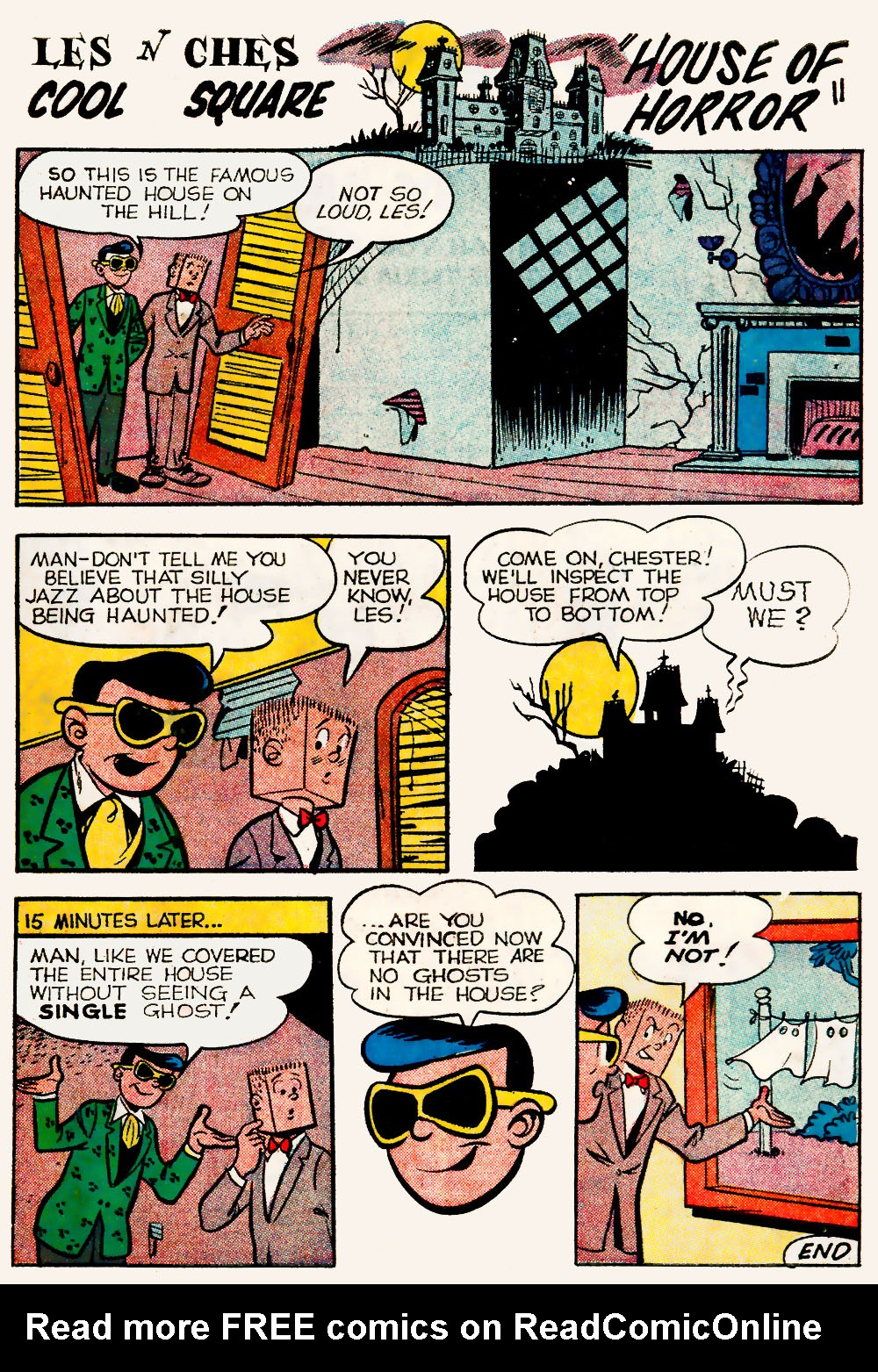 Archie's Madhouse issue 20 - Page 19