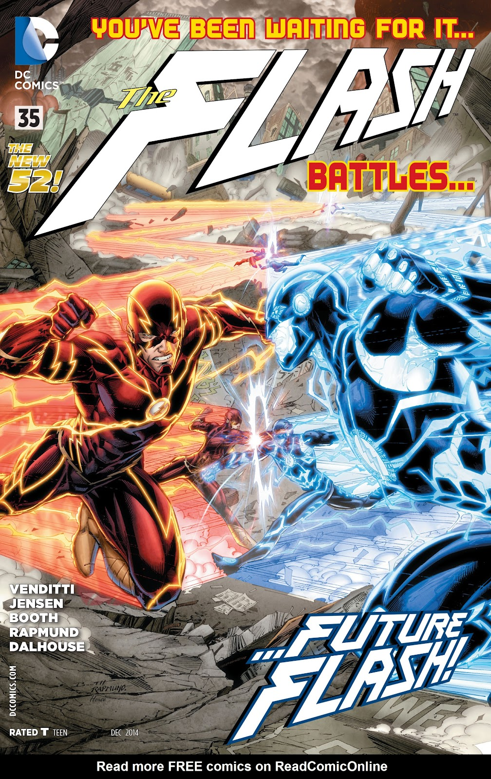 Read online The Flash (2011) comic -  Issue # _TPB 6 (Part 2) - 86