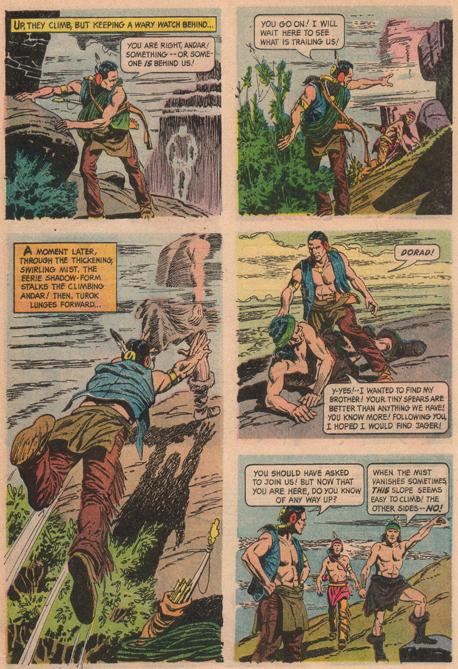 Read online Turok, Son of Stone comic -  Issue #48 - 8