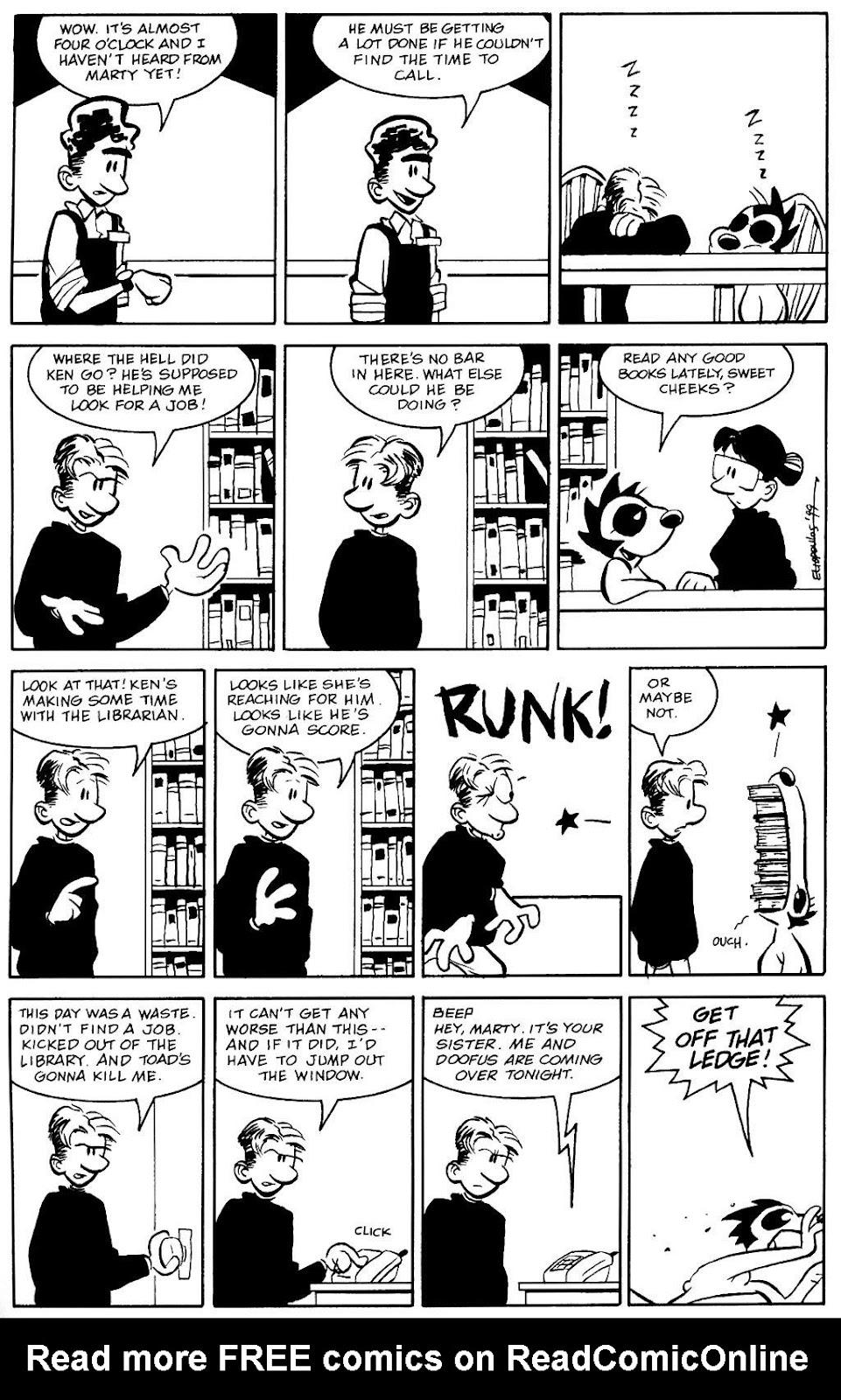The Savage Dragon (1993) Issue #59 #62 - English 35