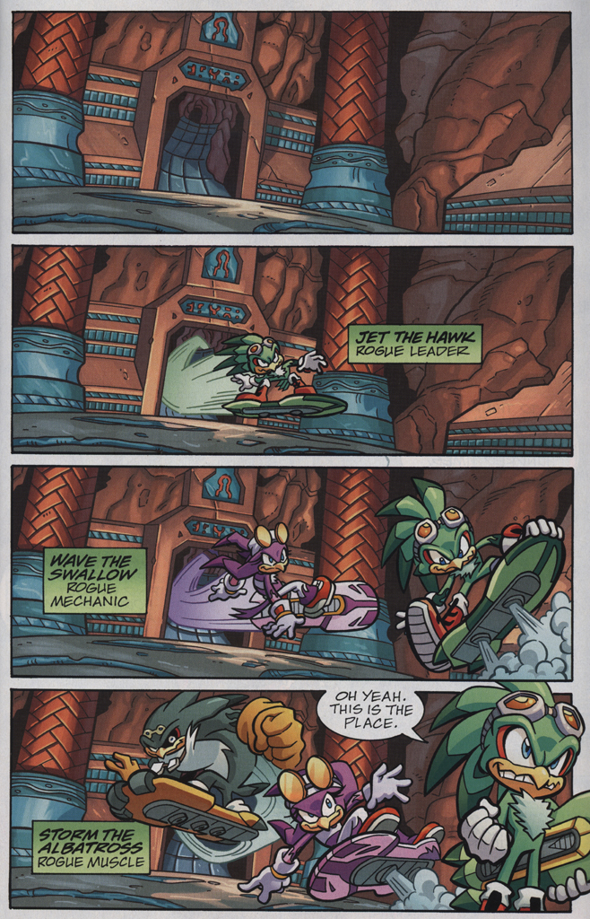 Read online Sonic Universe comic -  Issue #33 - 3