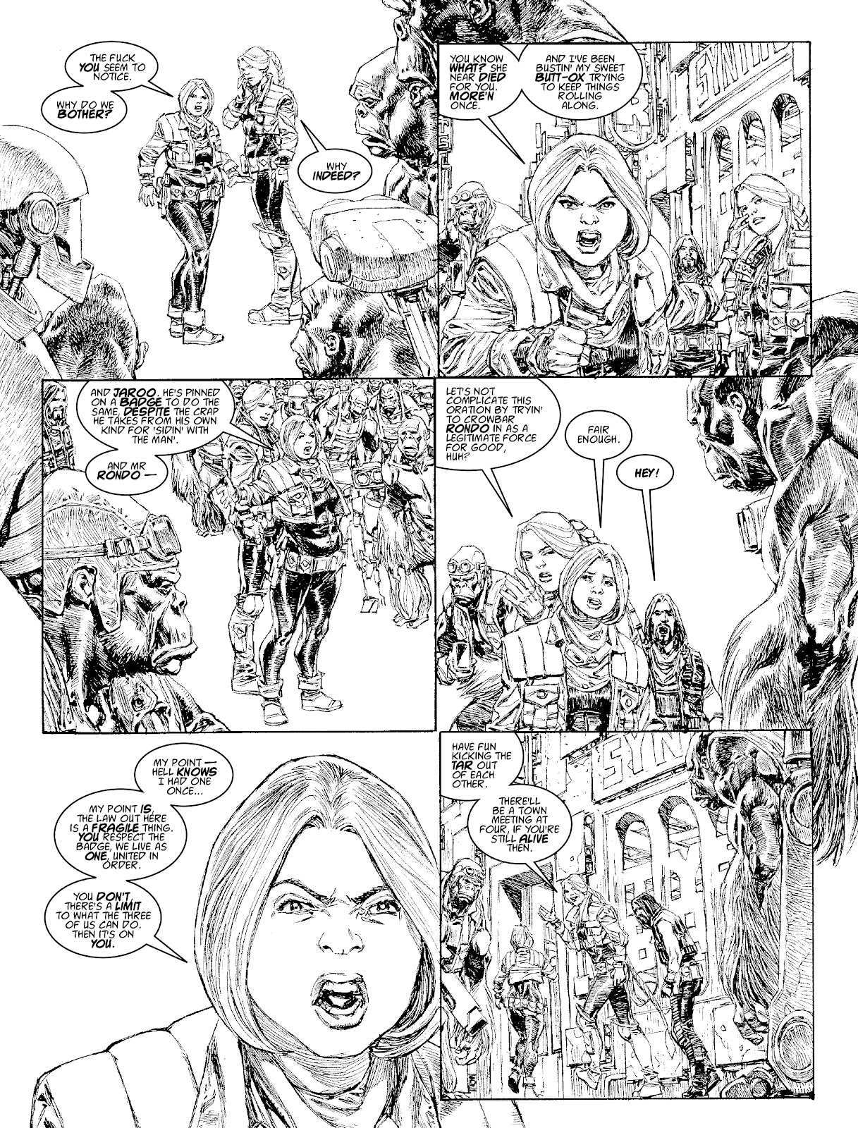 Judge Dredd Megazine (Vol. 5) Issue #381 #180 - English 56