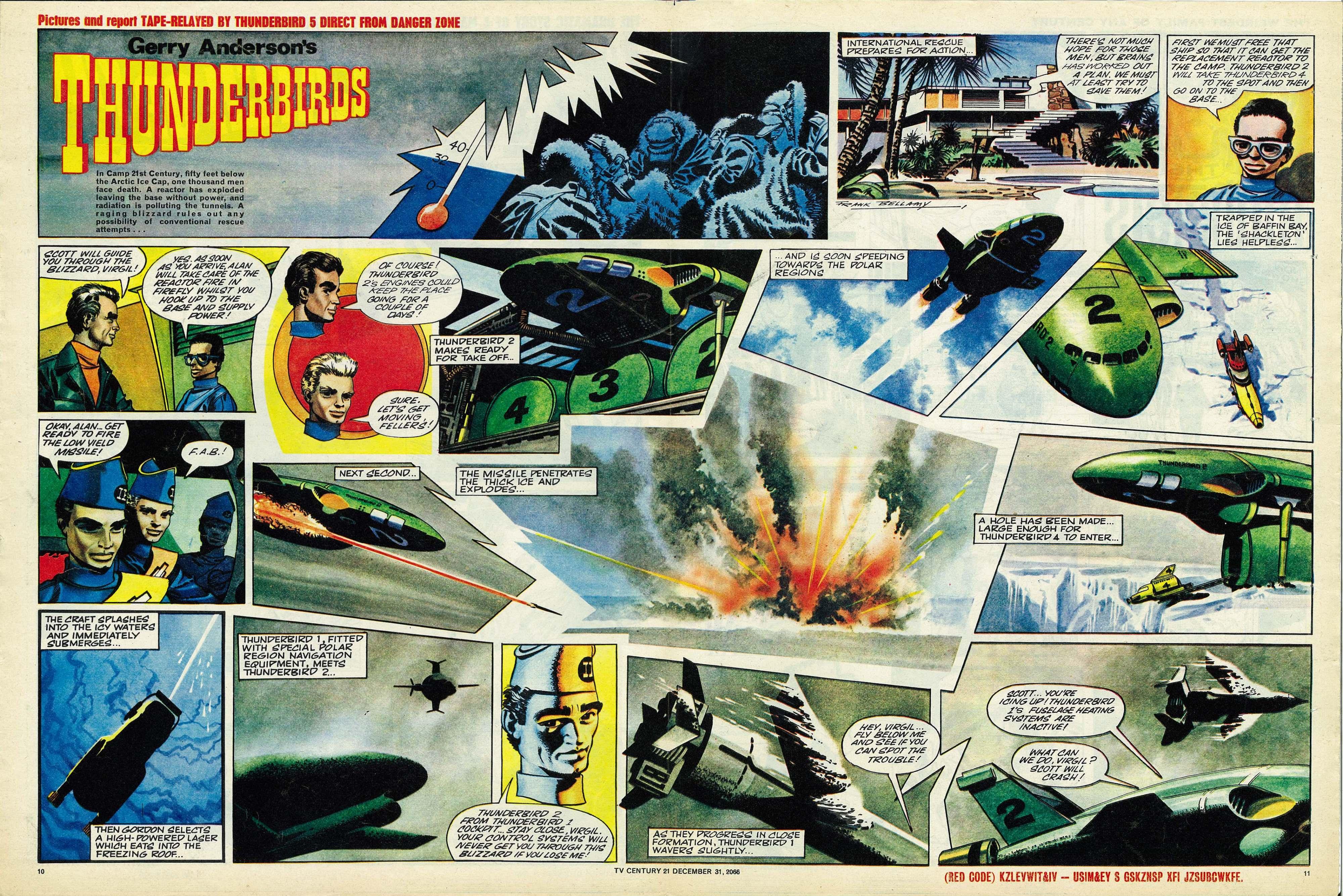 Read online TV Century 21 (TV 21) comic -  Issue #102 - 10