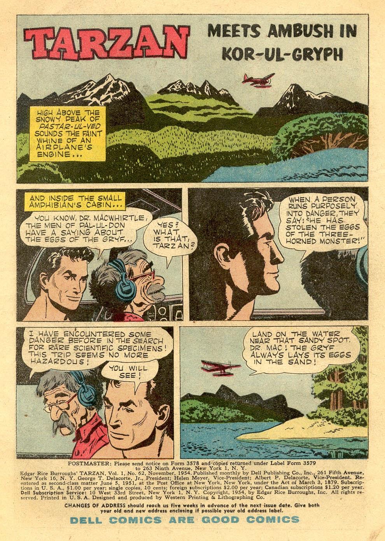 Tarzan (1948) issue 62 - Page 4