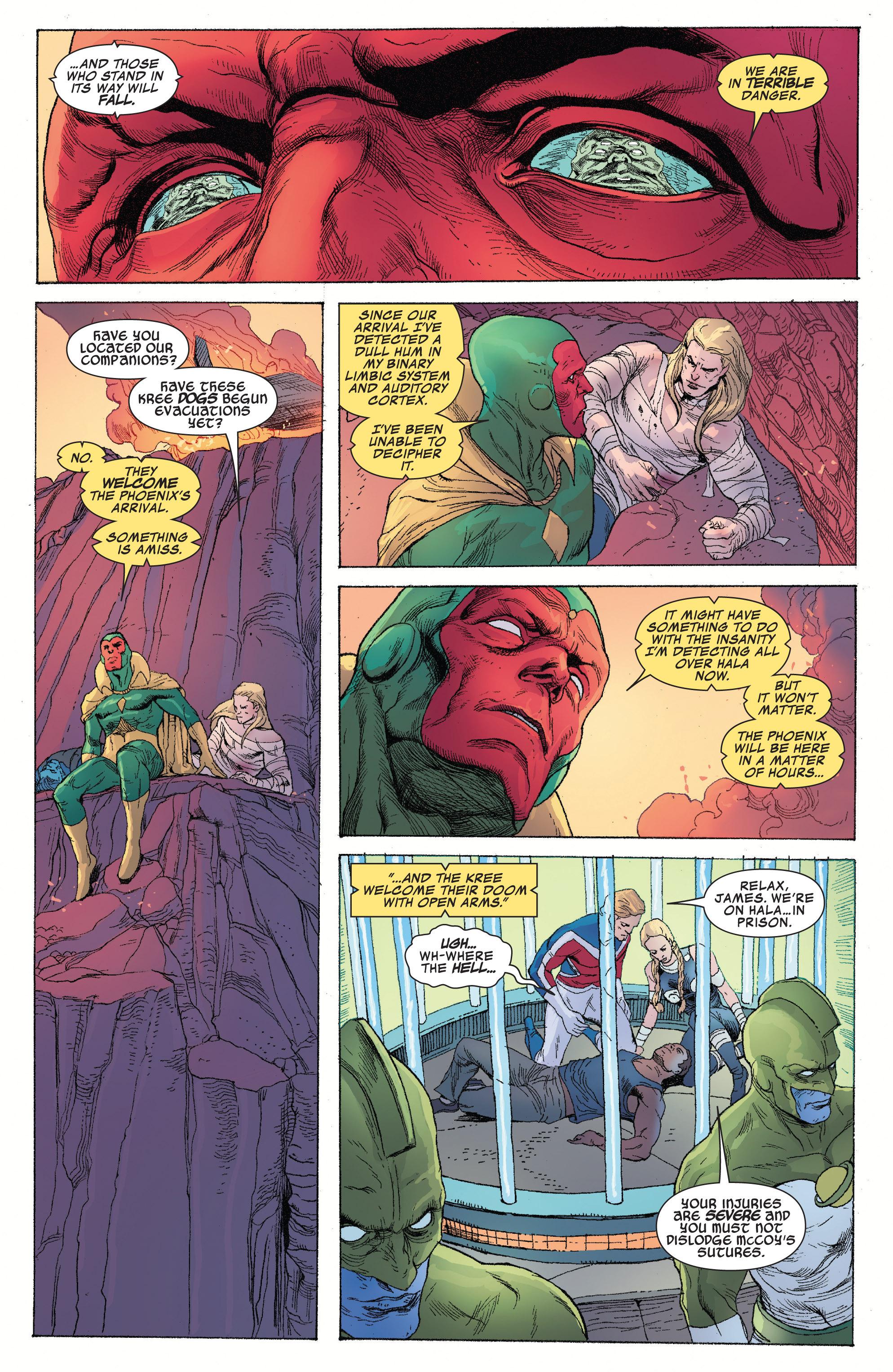 Read online Secret Avengers (2010) comic -  Issue #27 - 12