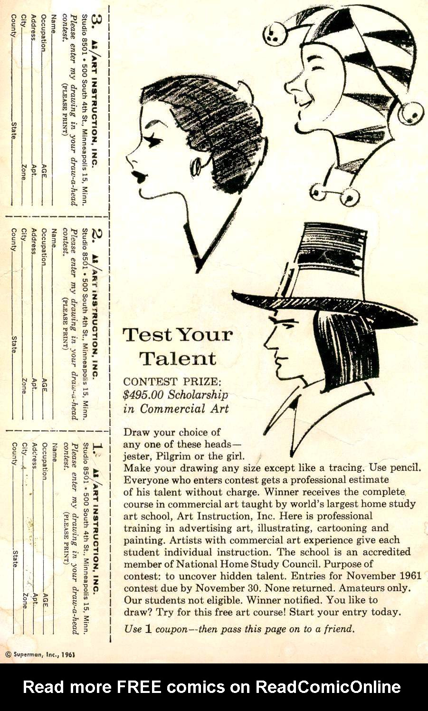 Read online Adventure Comics (1938) comic -  Issue #289 - 2