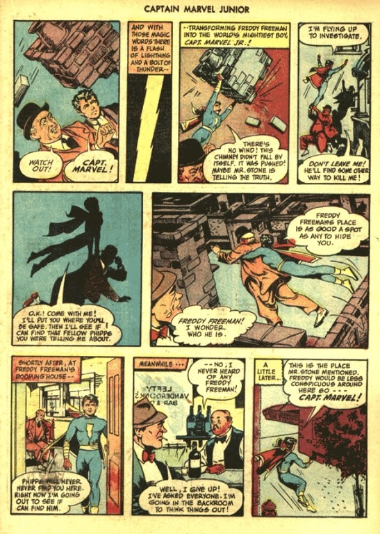 Captain Marvel, Jr. issue 39 - Page 20
