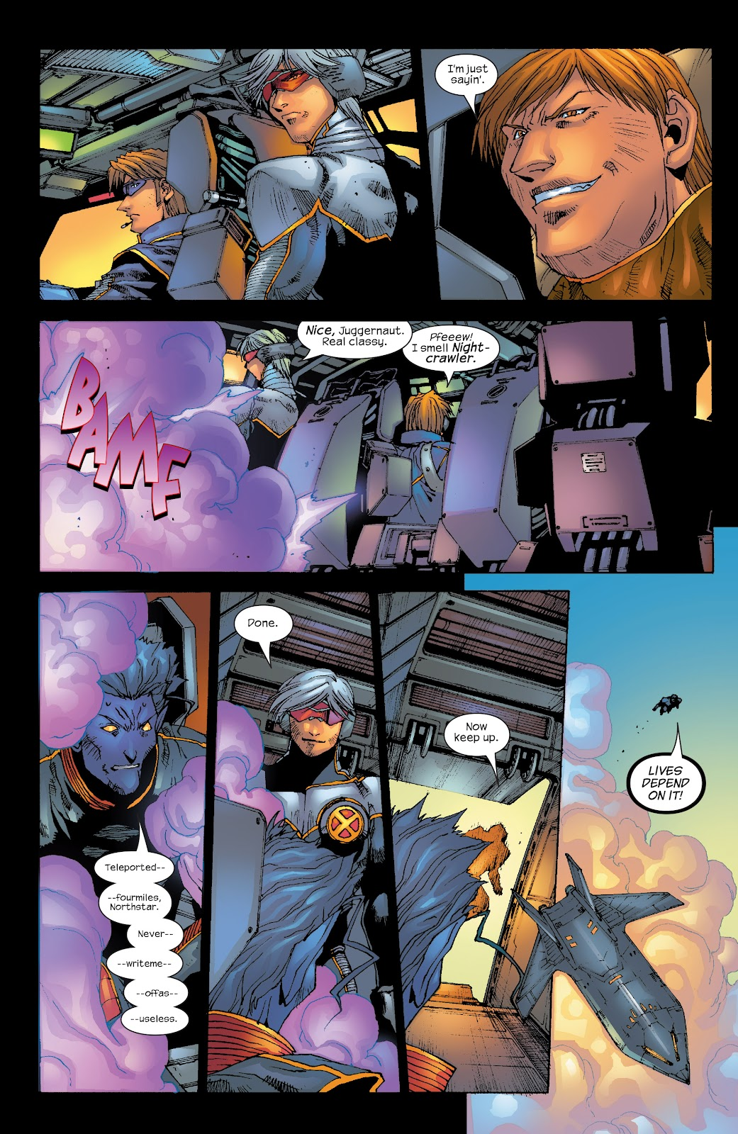 Read online X-Men: Unstoppable comic -  Issue # TPB (Part 3) - 70