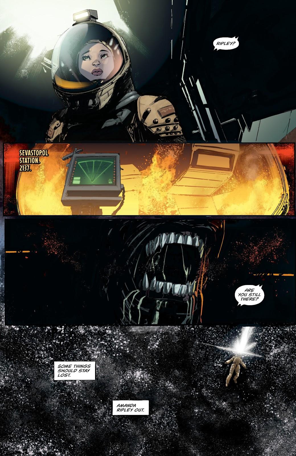 Read online Aliens: Resistance comic -  Issue #1 - 3