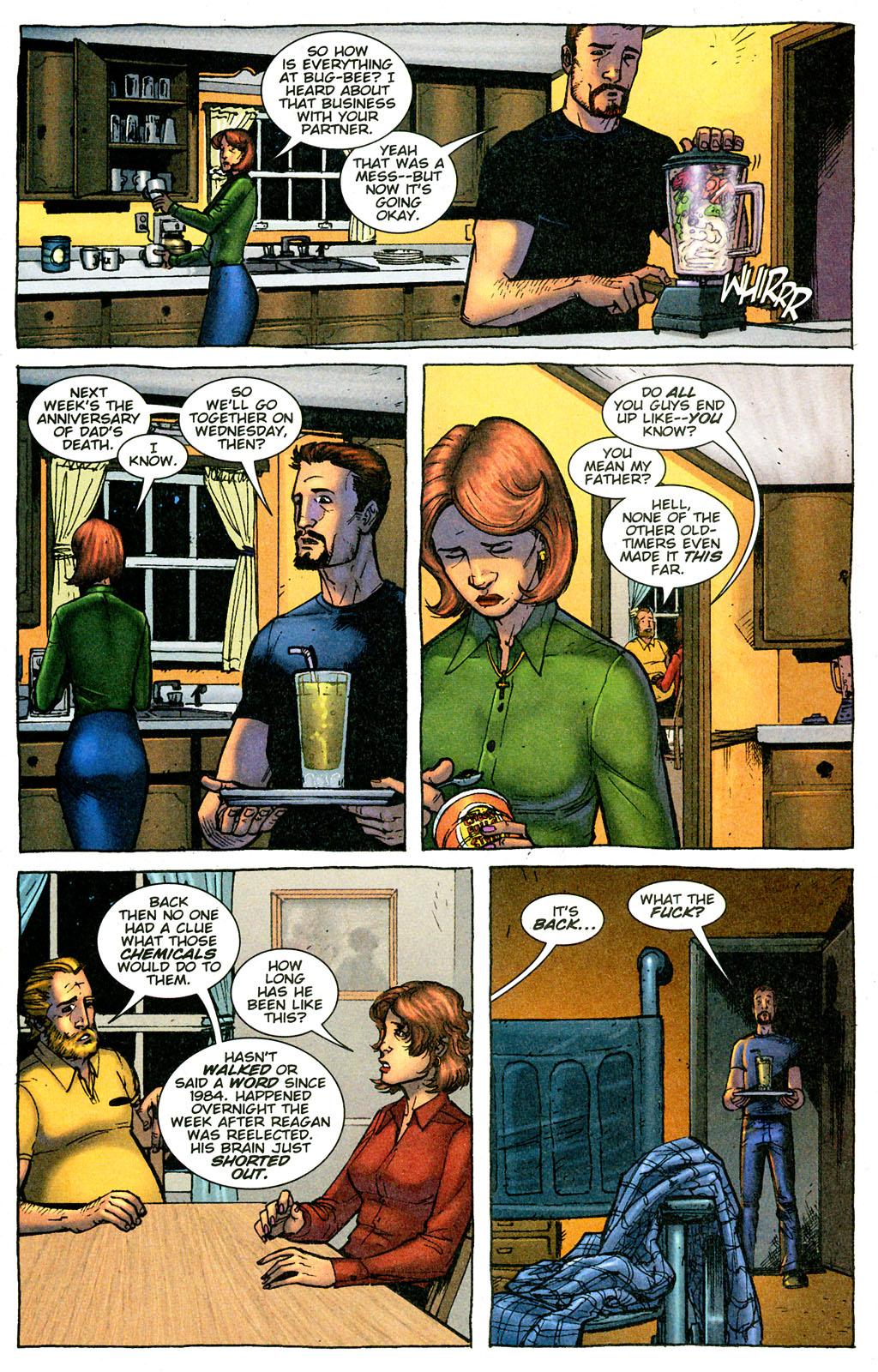 Read online The Exterminators comic -  Issue #3 - 20
