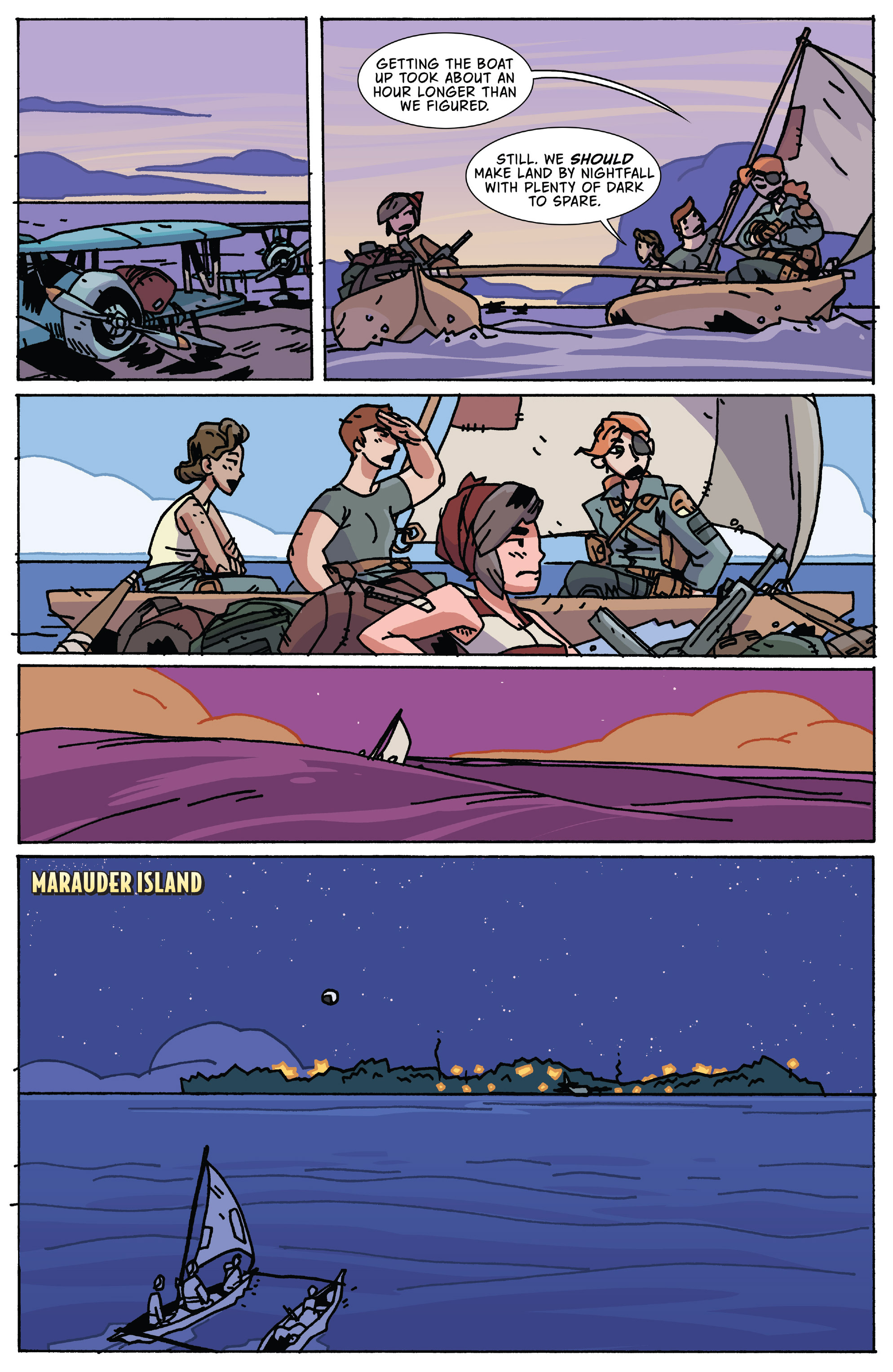Read online Real Science Adventures comic -  Issue #2 - 3