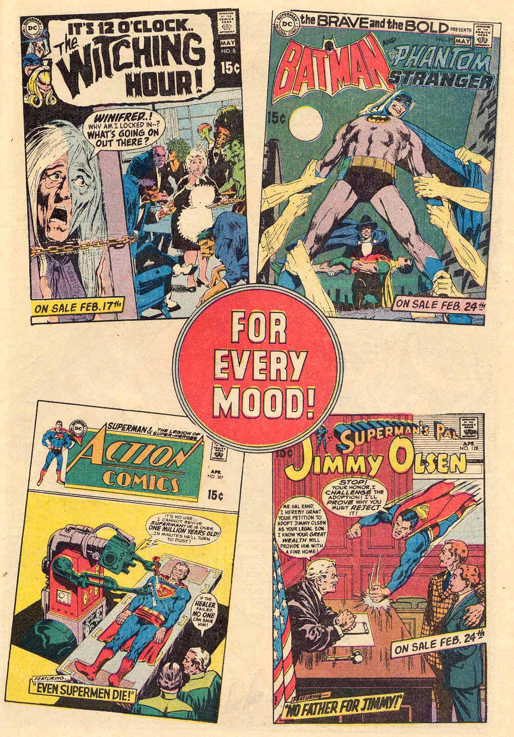 Read online Action Comics (1938) comic -  Issue #387 - 25