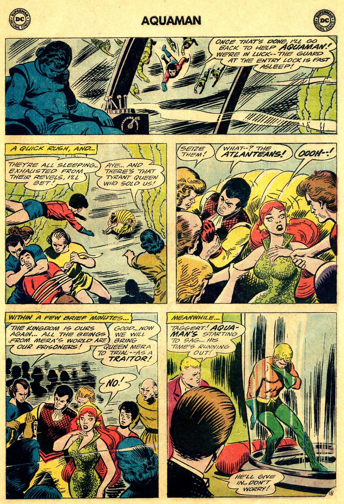 Read online Aquaman (1962) comic -  Issue #19 - 25