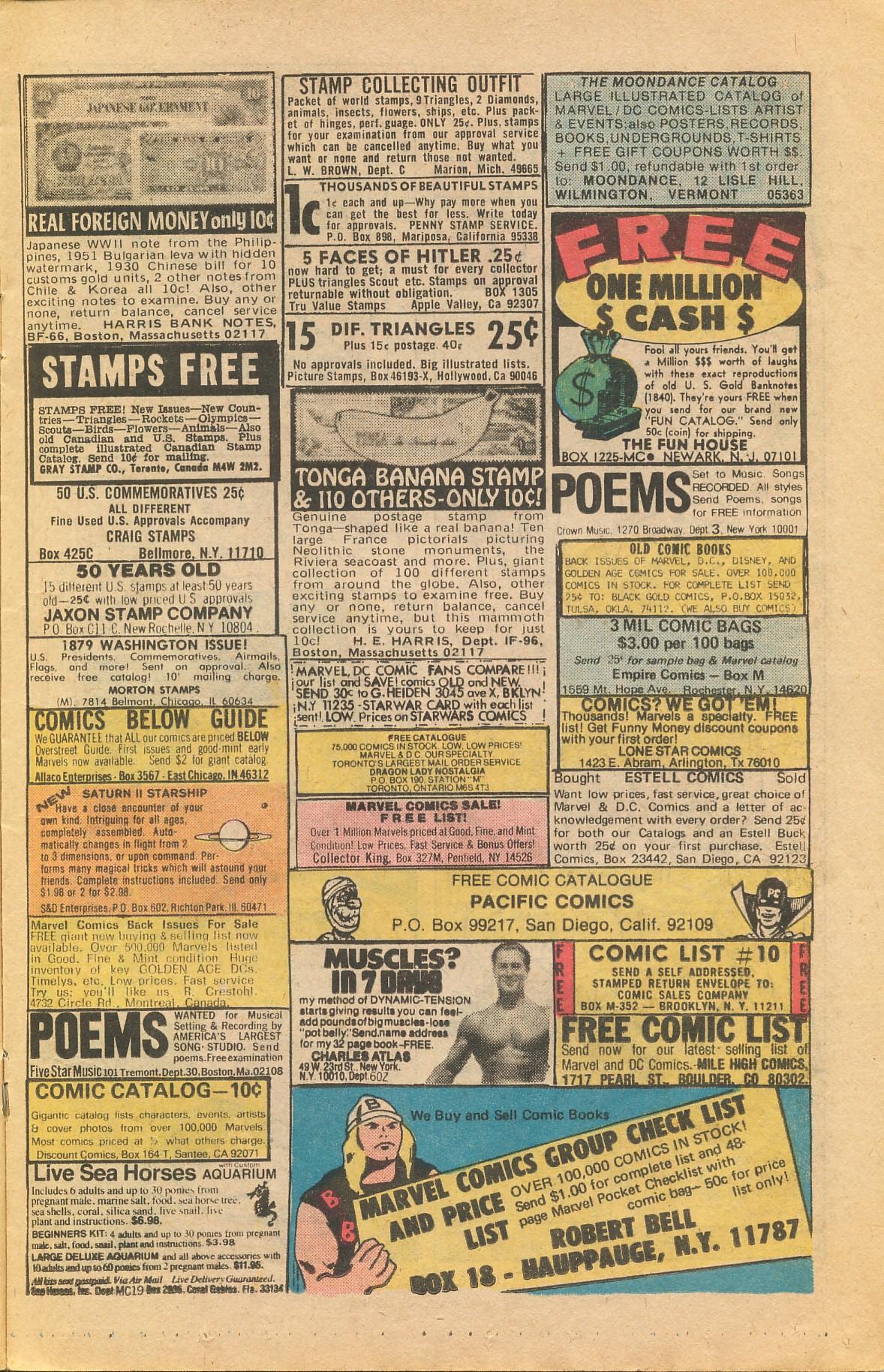 Read online TV Stars comic -  Issue #4 - 15
