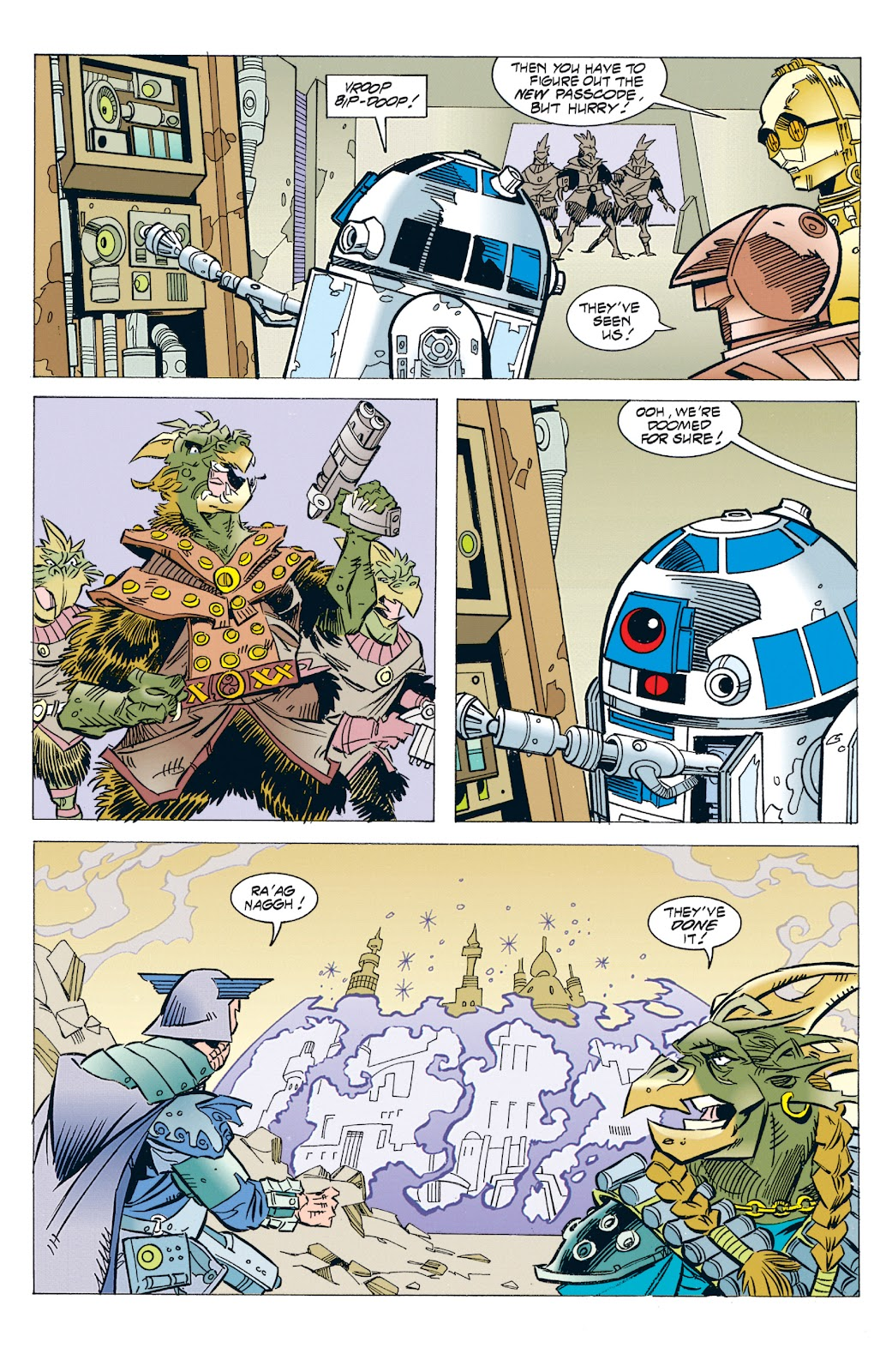 Read online Star Wars Legends Epic Collection: The Empire comic -  Issue # TPB 5 (Part 4) - 54