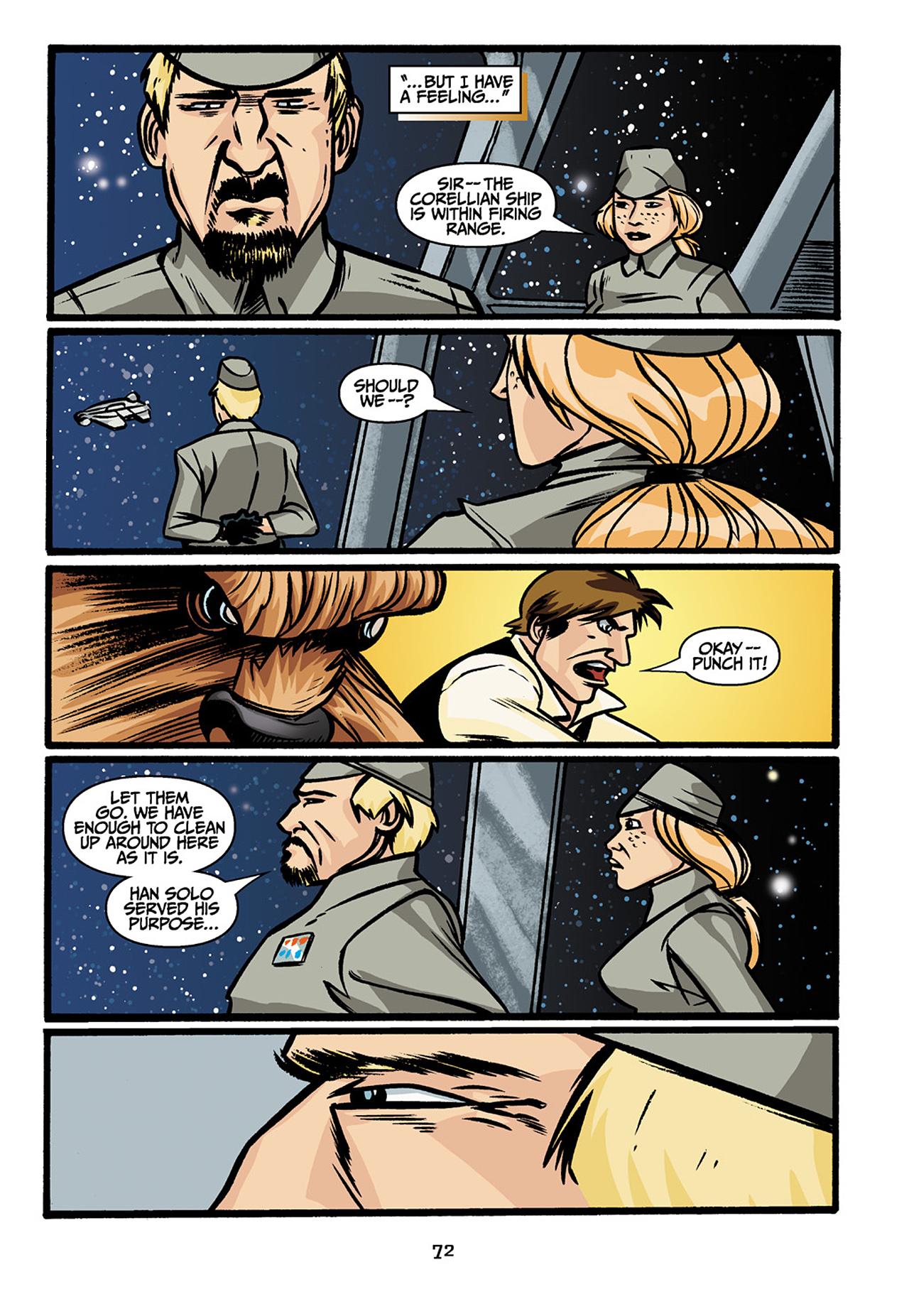 Read online Star Wars Omnibus comic -  Issue # Vol. 33 - 74