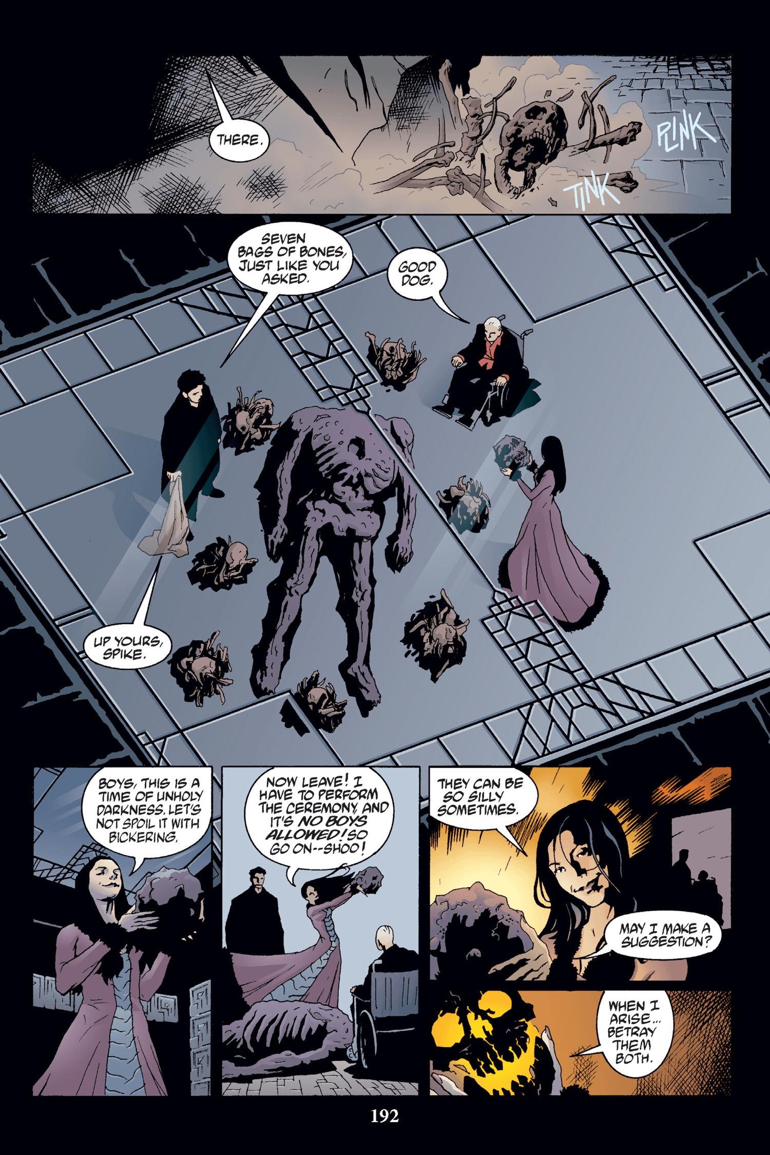 Read online Buffy the Vampire Slayer: Omnibus comic -  Issue # TPB 2 - 186