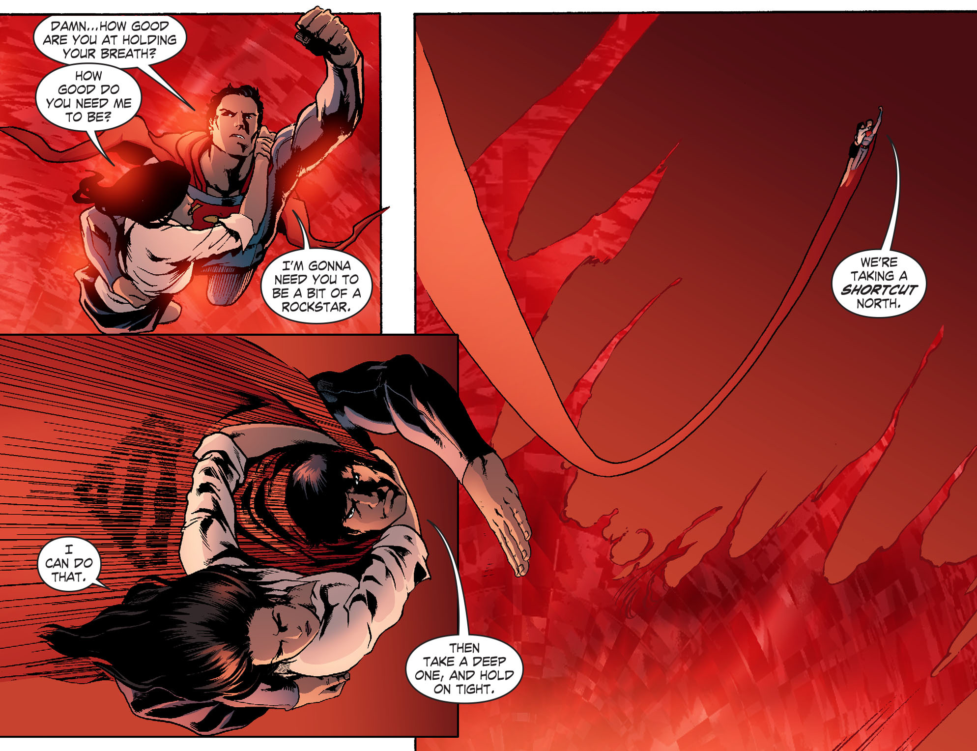 Read online Smallville: Chaos [II] comic -  Issue #5 - 14