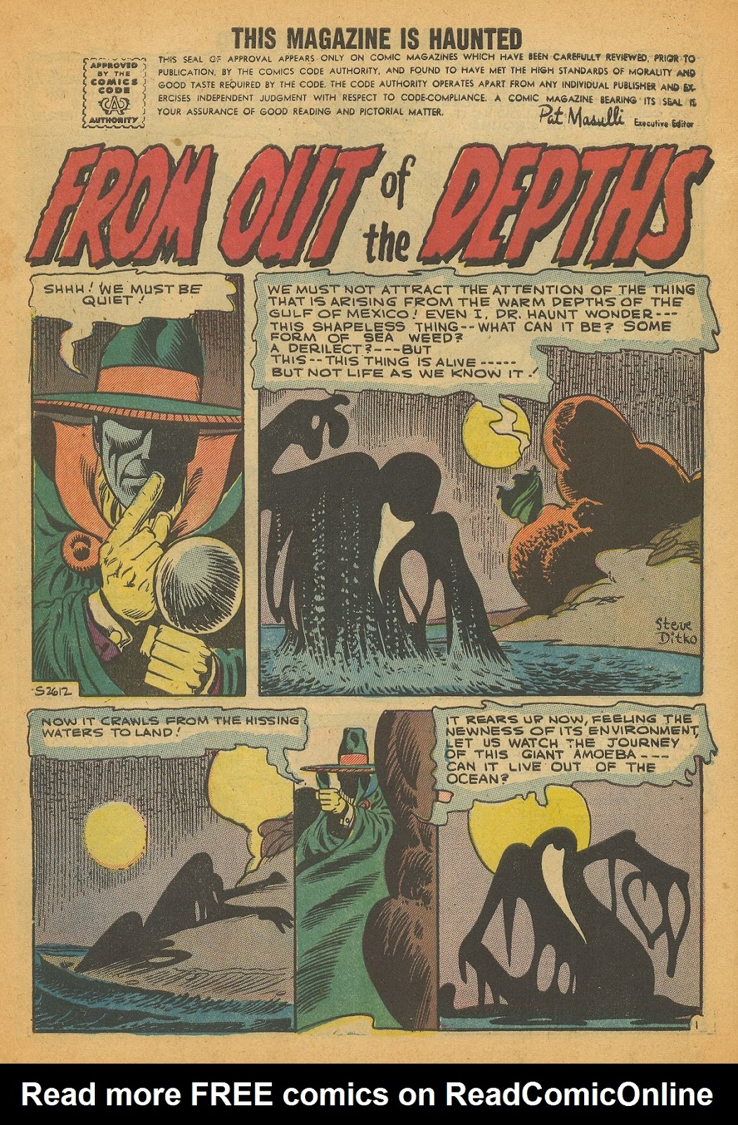 Read online This Magazine Is Haunted comic -  Issue #14 - 3