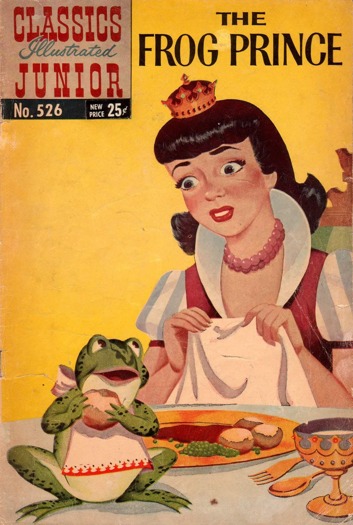 Classics Illustrated Junior 526 Page 1