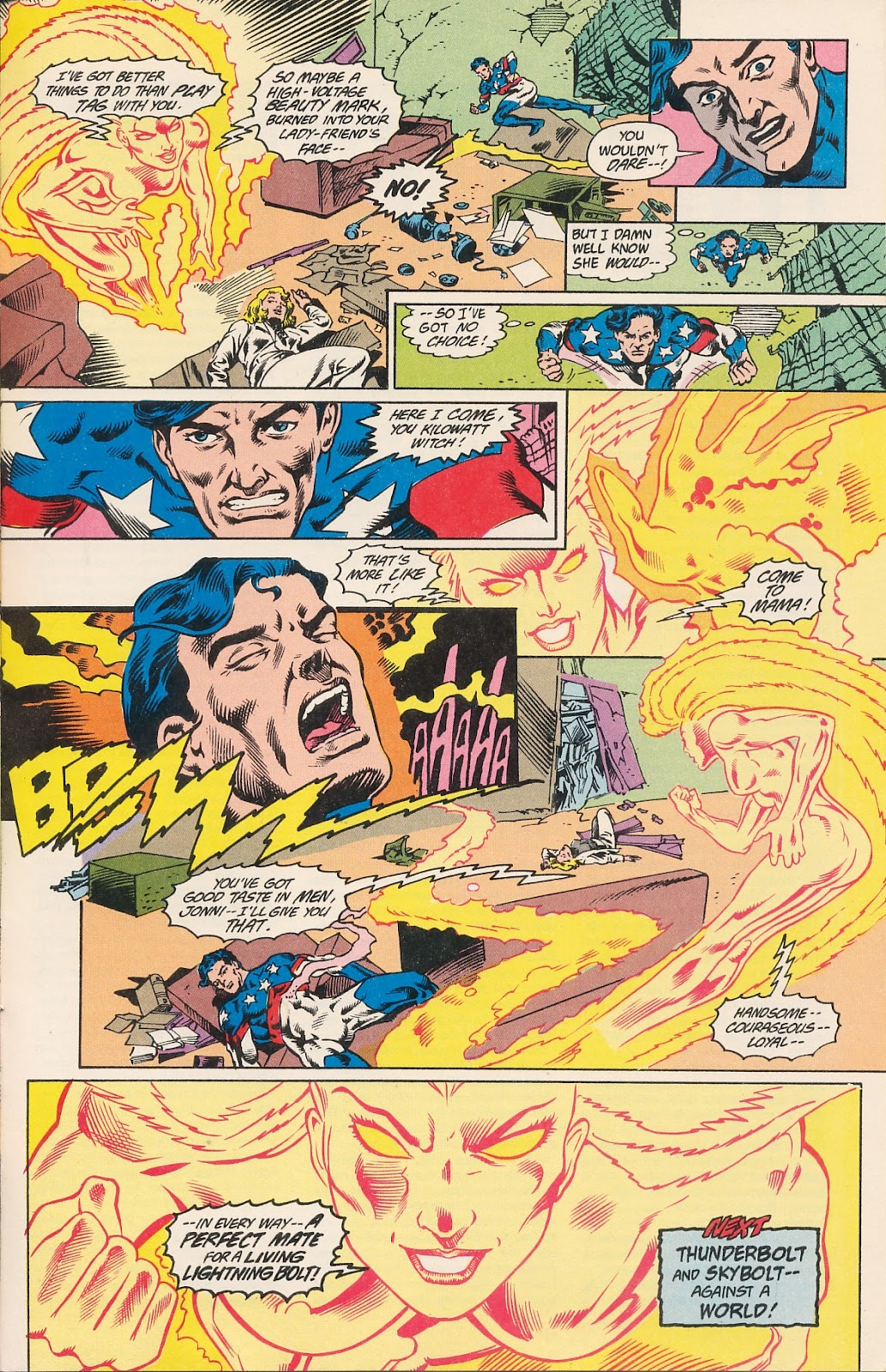 Infinity Inc. (1984) issue 40 - Page 29