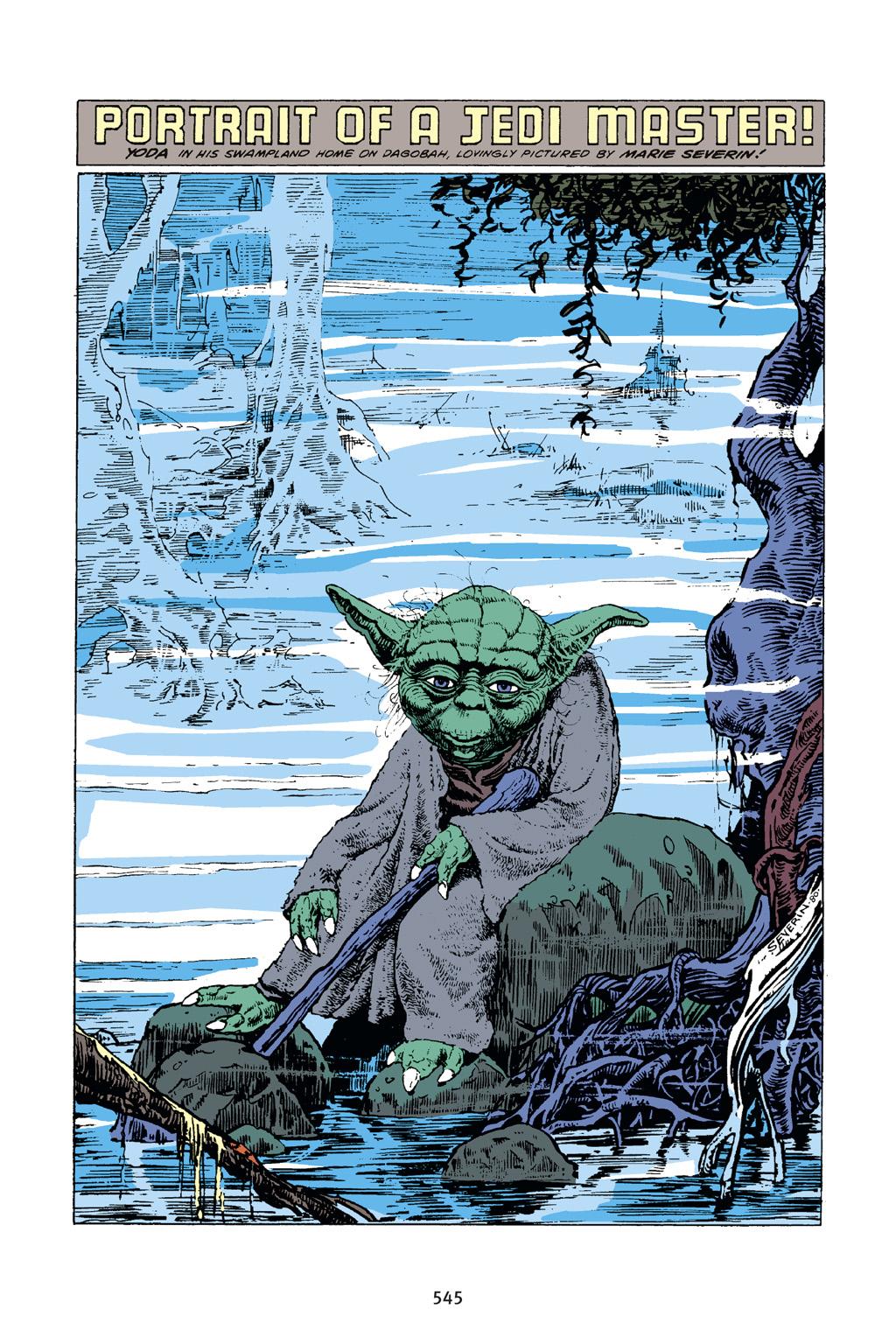Read online Star Wars Omnibus comic -  Issue # Vol. 21.5 - 268