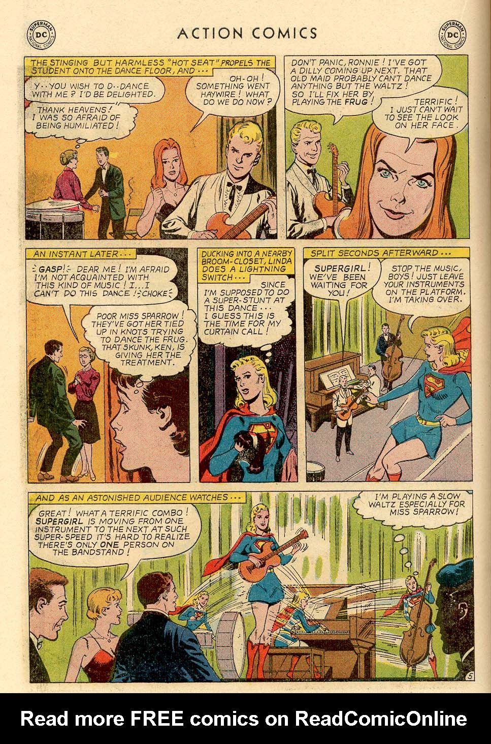 Read online Action Comics (1938) comic -  Issue #325 - 22