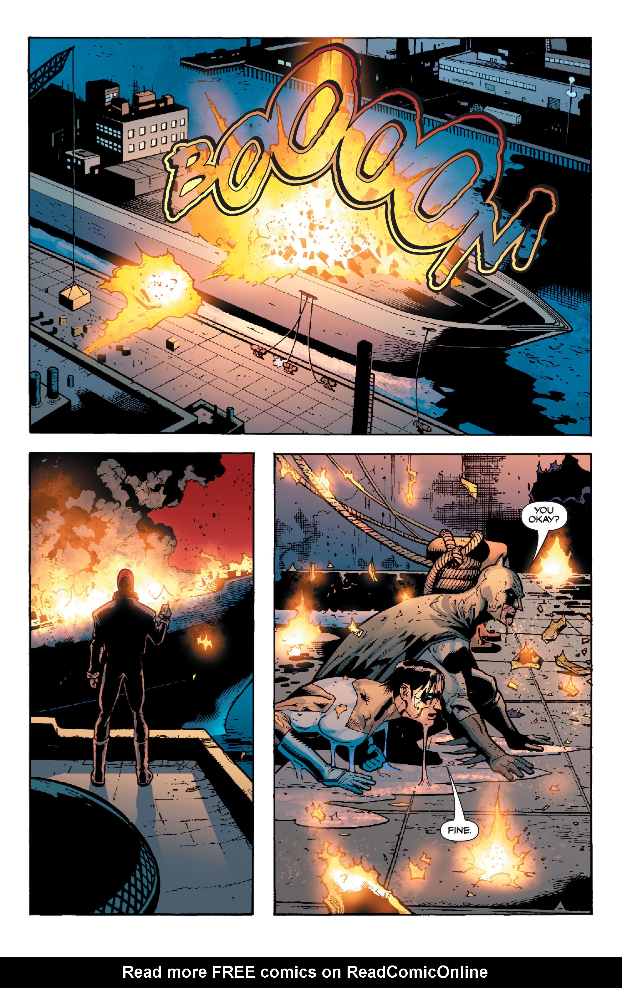 Read online Batman: Under The Red Hood comic -  Issue # Full - 47