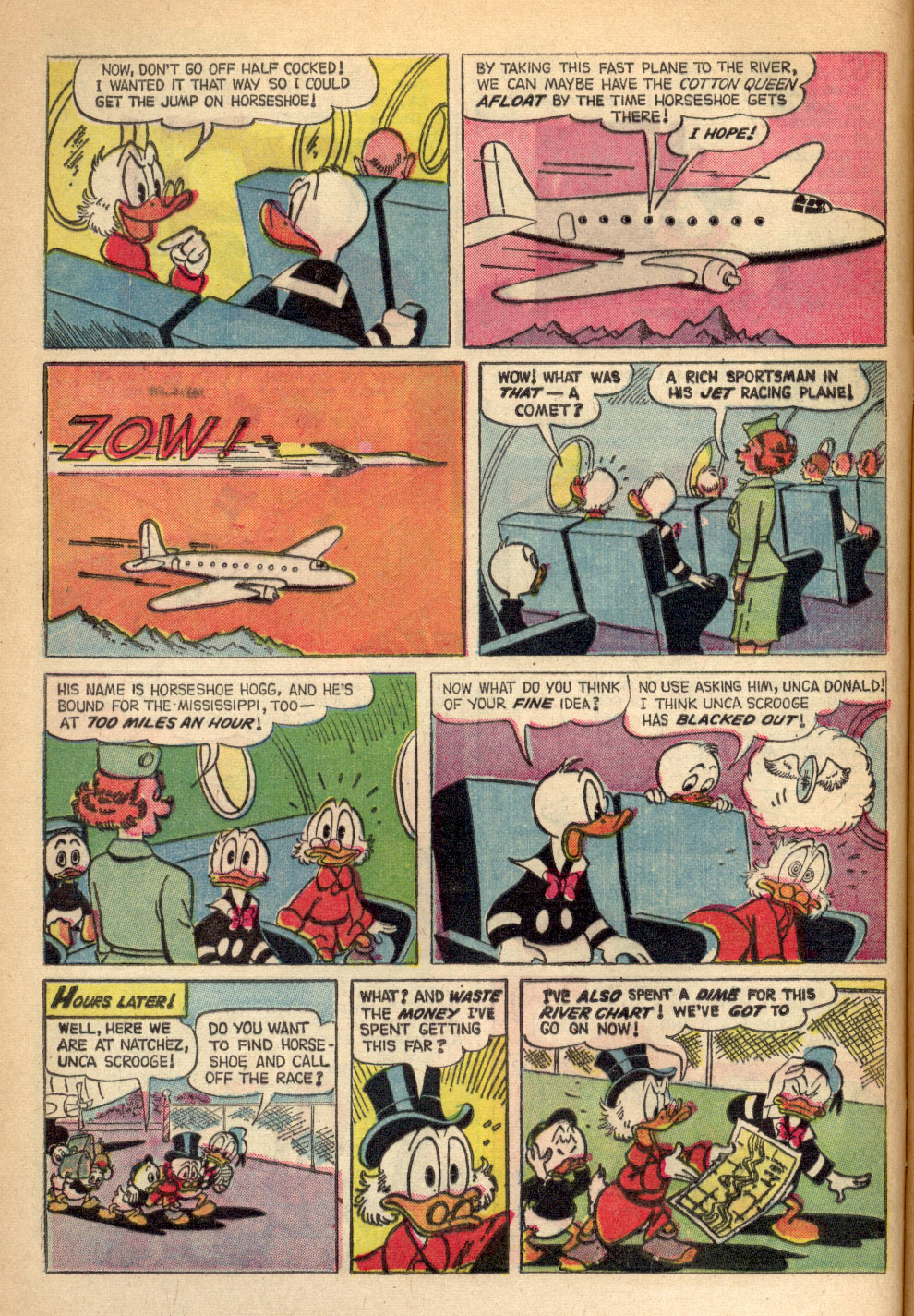 Read online Uncle Scrooge (1953) comic -  Issue #72 - 8
