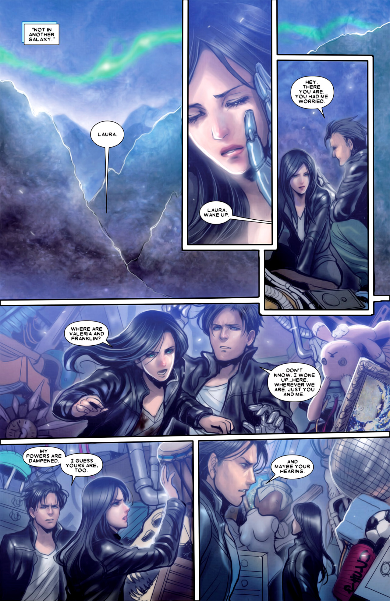 Read online X-23 (2010) comic -  Issue #18 - 12