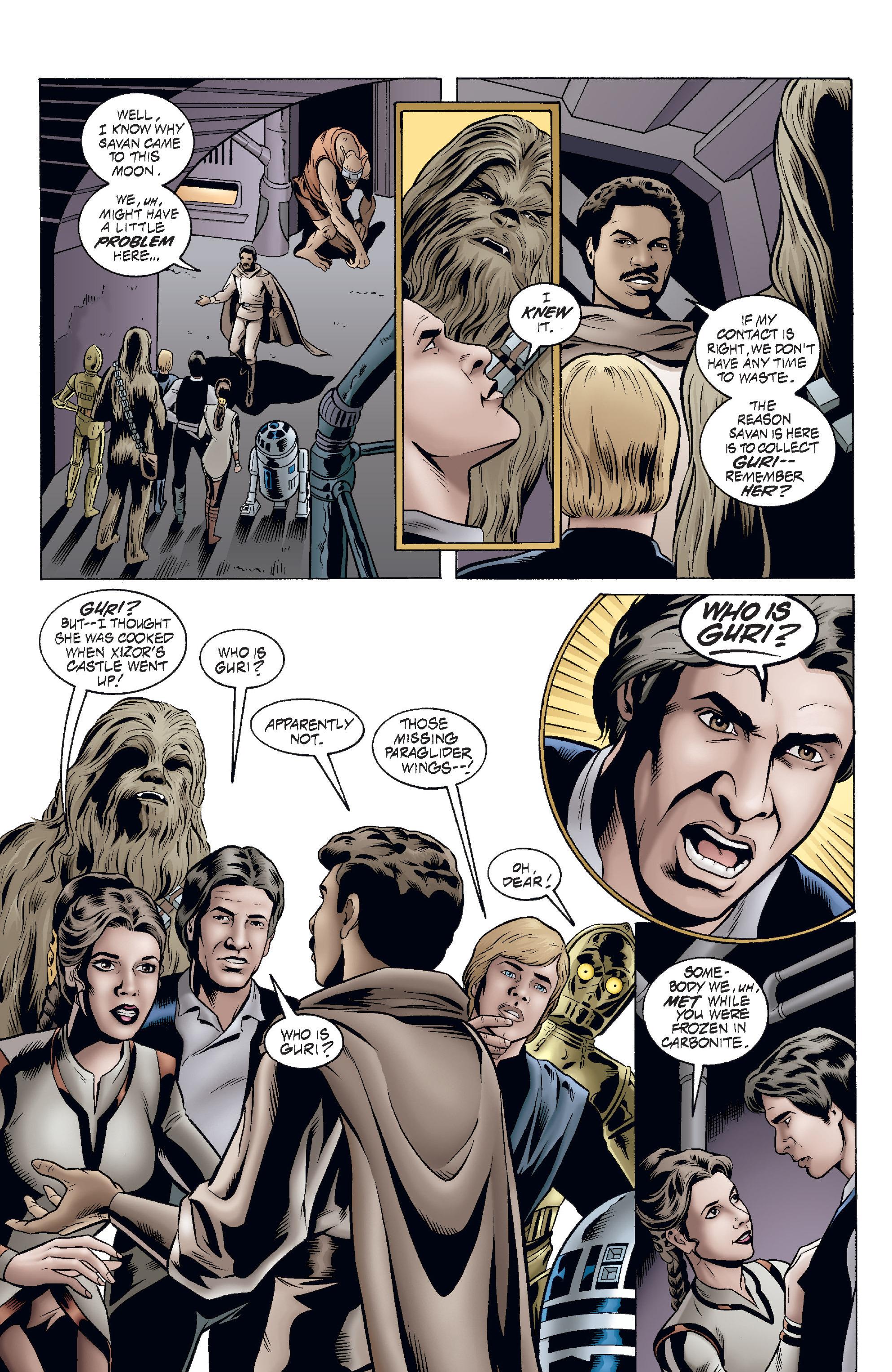 Read online Star Wars Omnibus comic -  Issue # Vol. 11 - 389