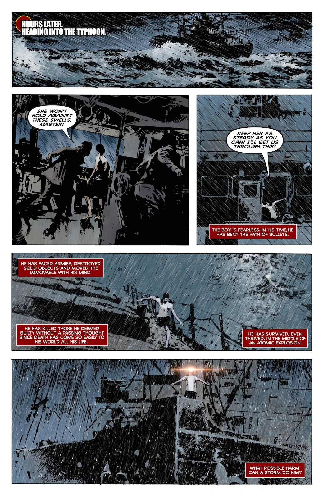 Read online X-O Manowar (2017) comic -  Issue #25 - 28
