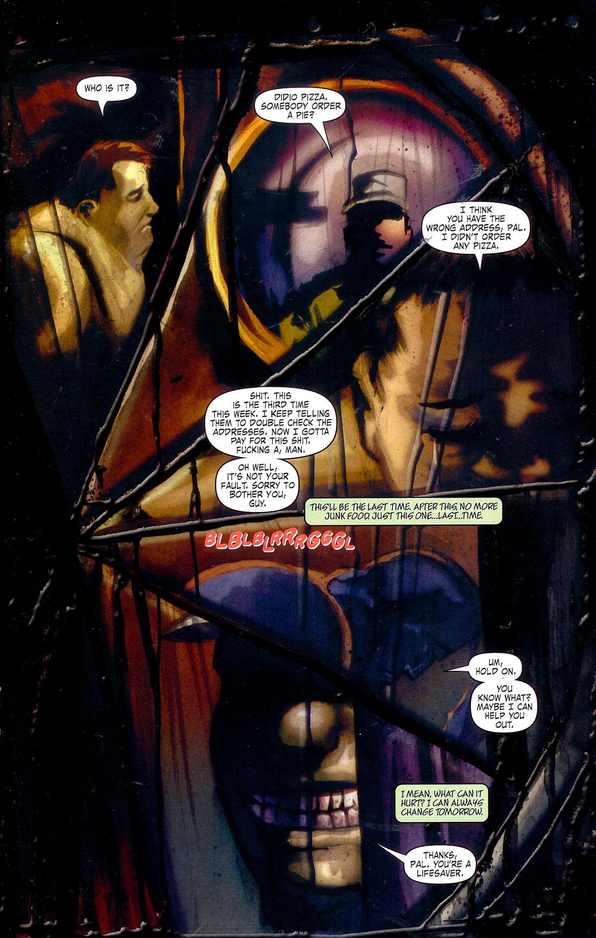 Read online Se7en comic -  Issue #1 - 20