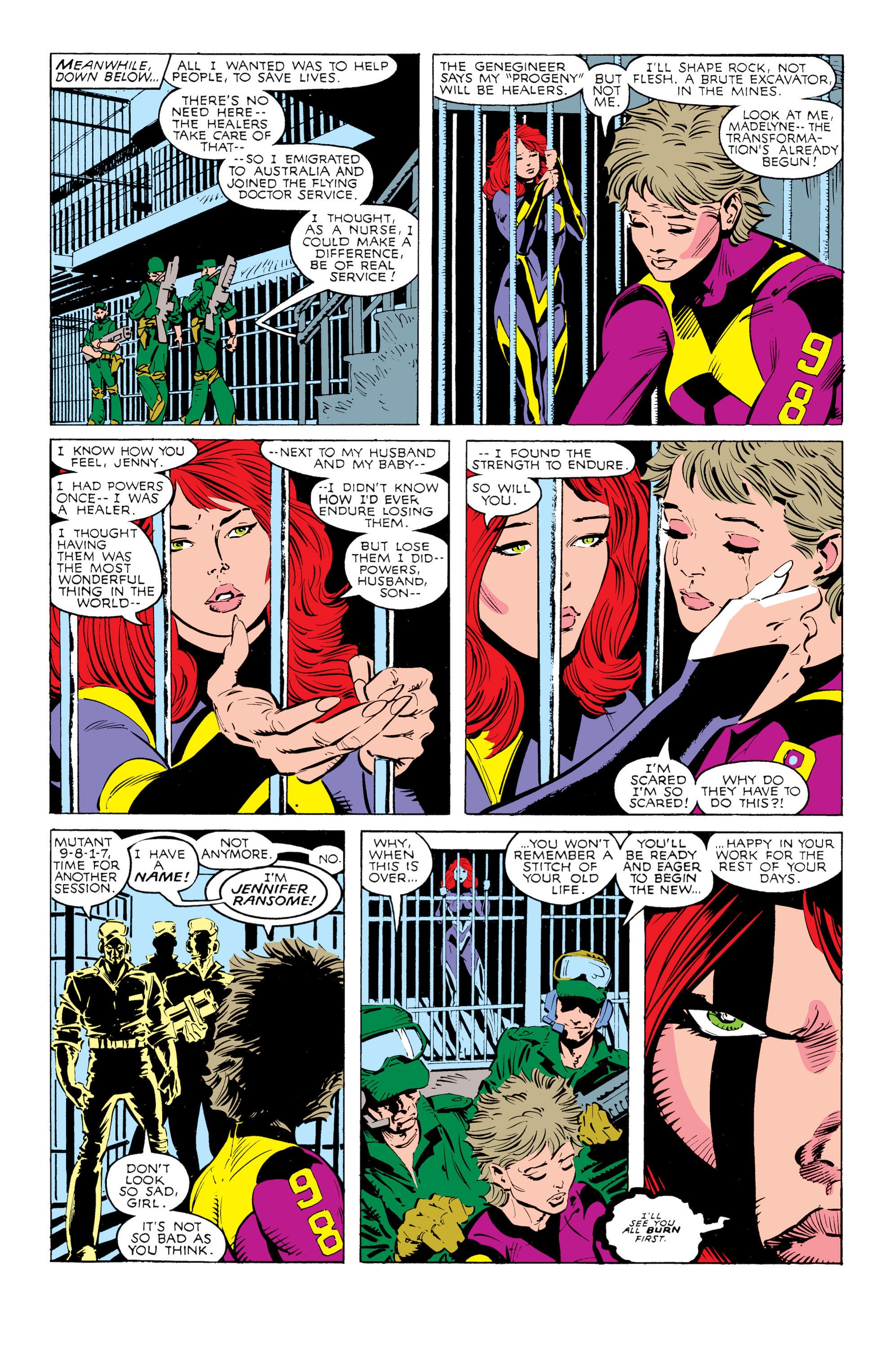 Read online Uncanny X-Men (1963) comic -  Issue #238 - 12